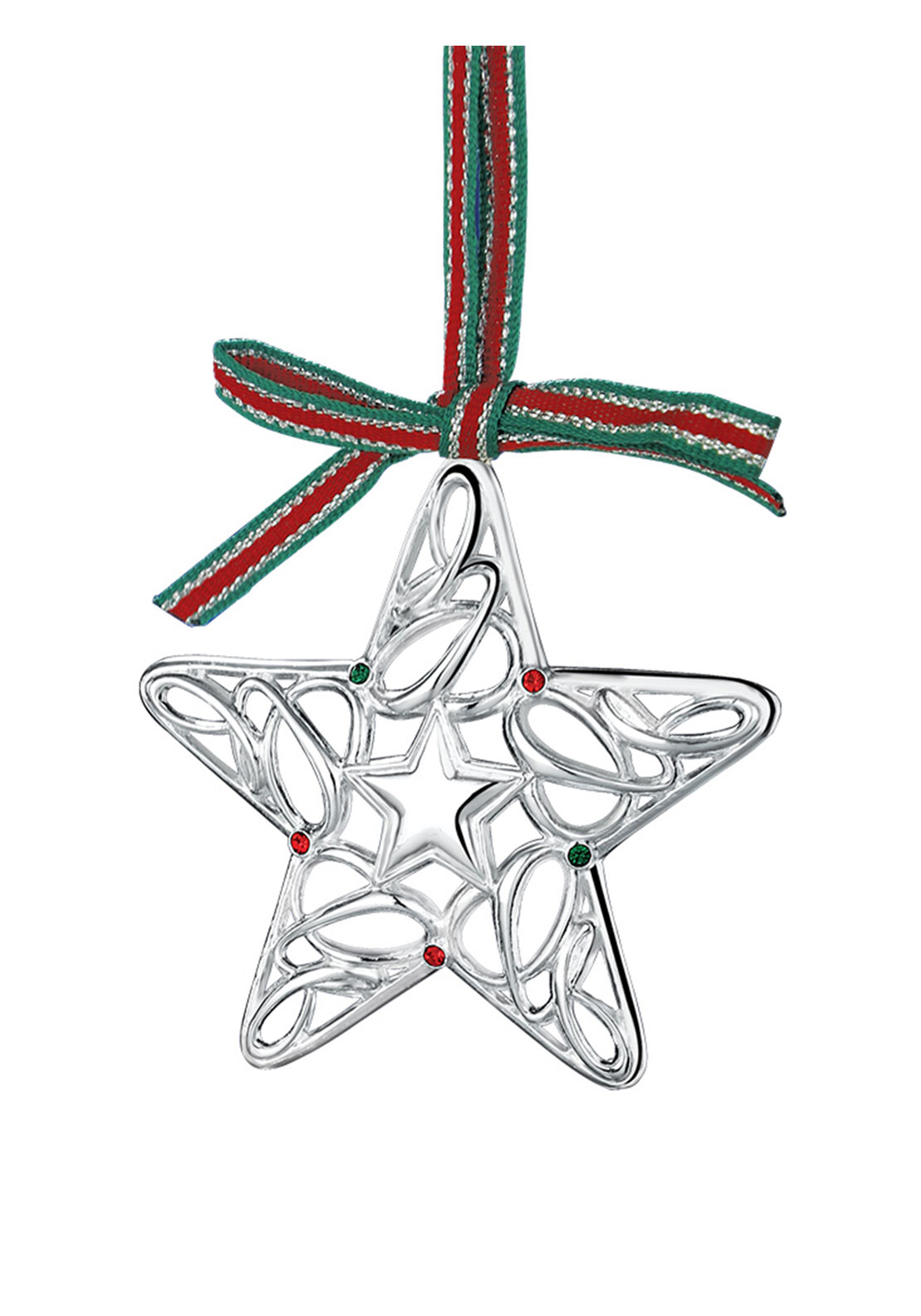 Newbridge Christmas Hanging Star Decoration