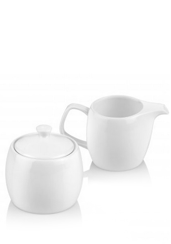 Newbridge Home Café Collection Cream & Sugar Set