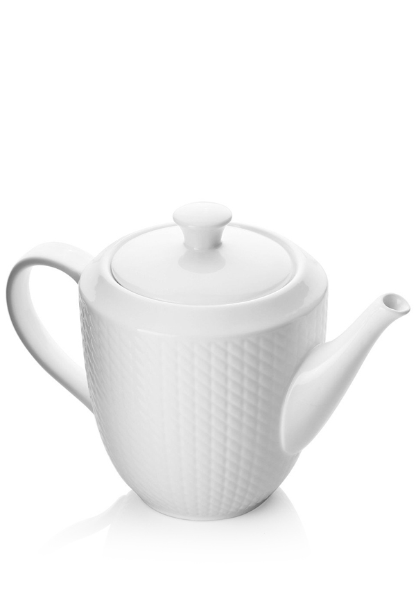 Newbridge Home Whiteware Teapot