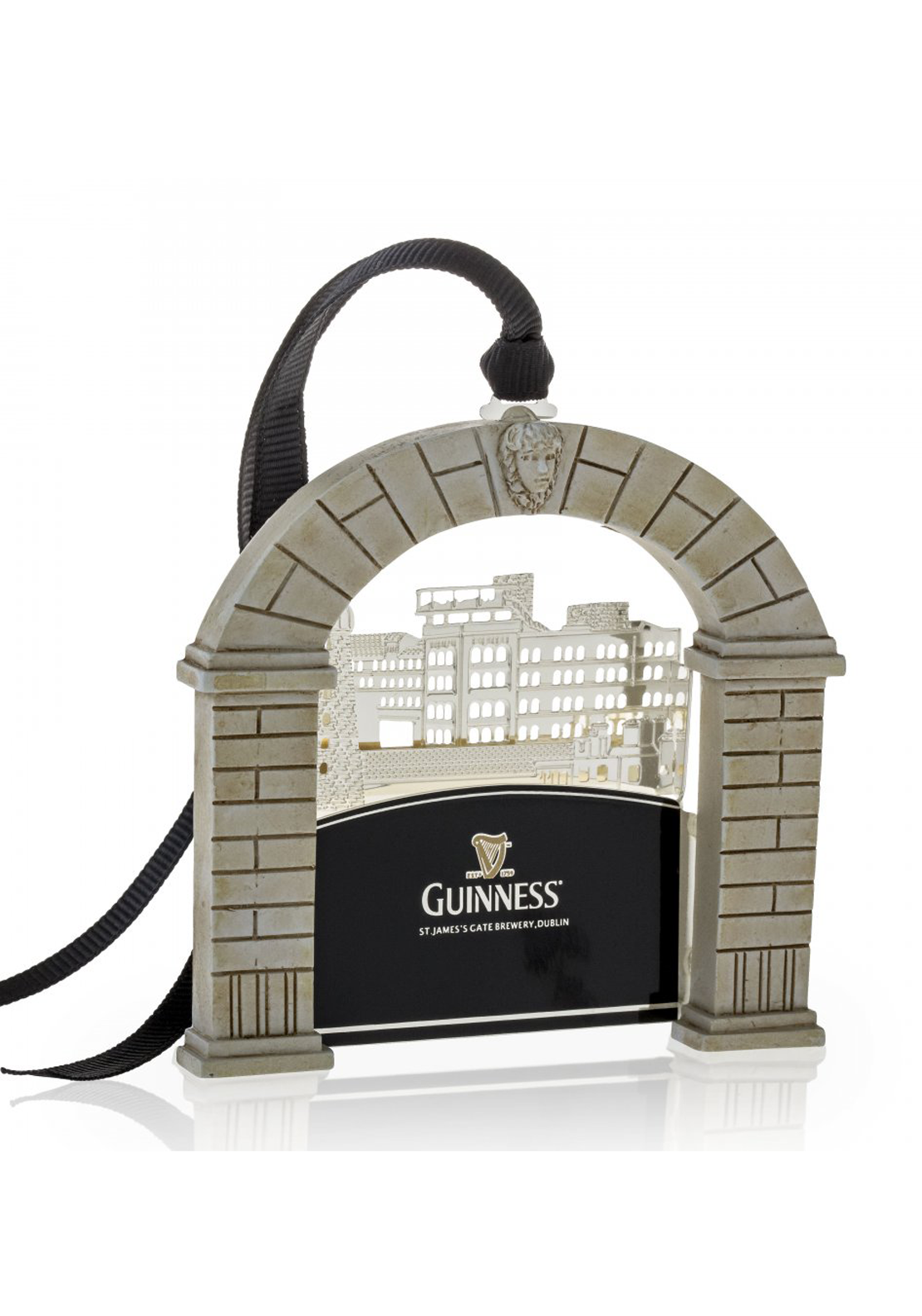 Guinness Newbridge Silverware St James Gate Decoration