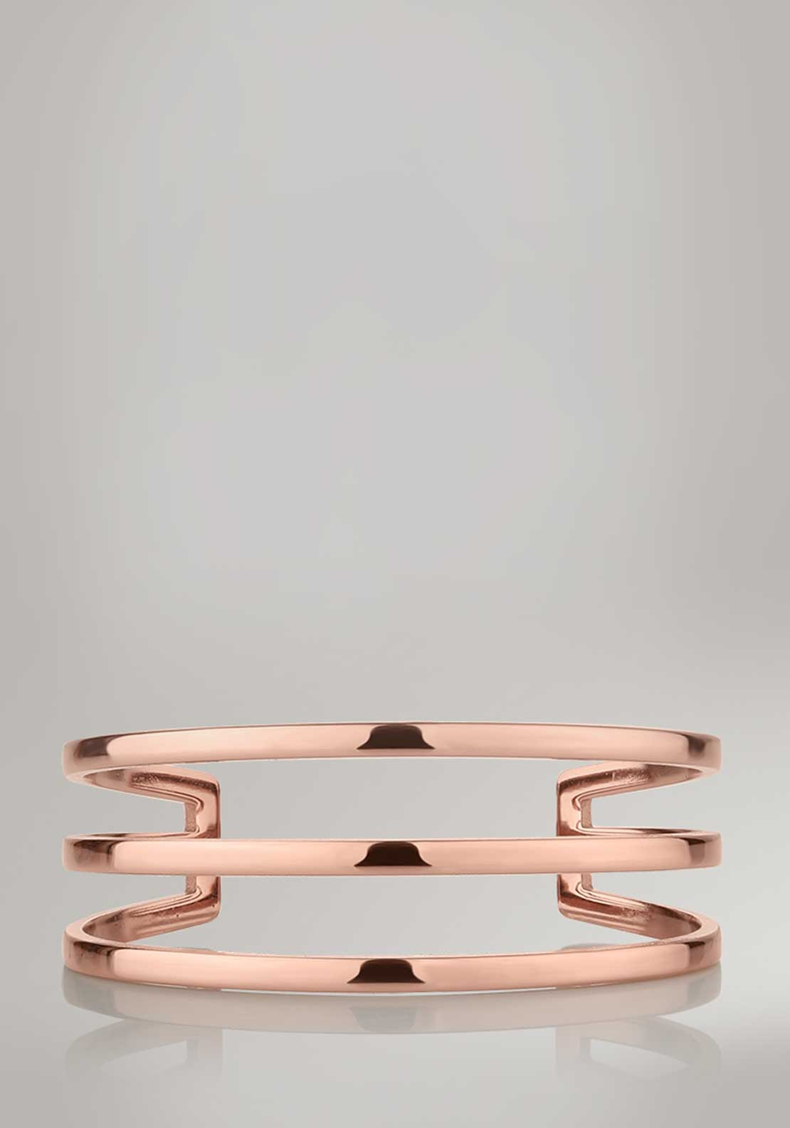 Newbridge Silverware Mona Lisa Bangel, Rose Gold