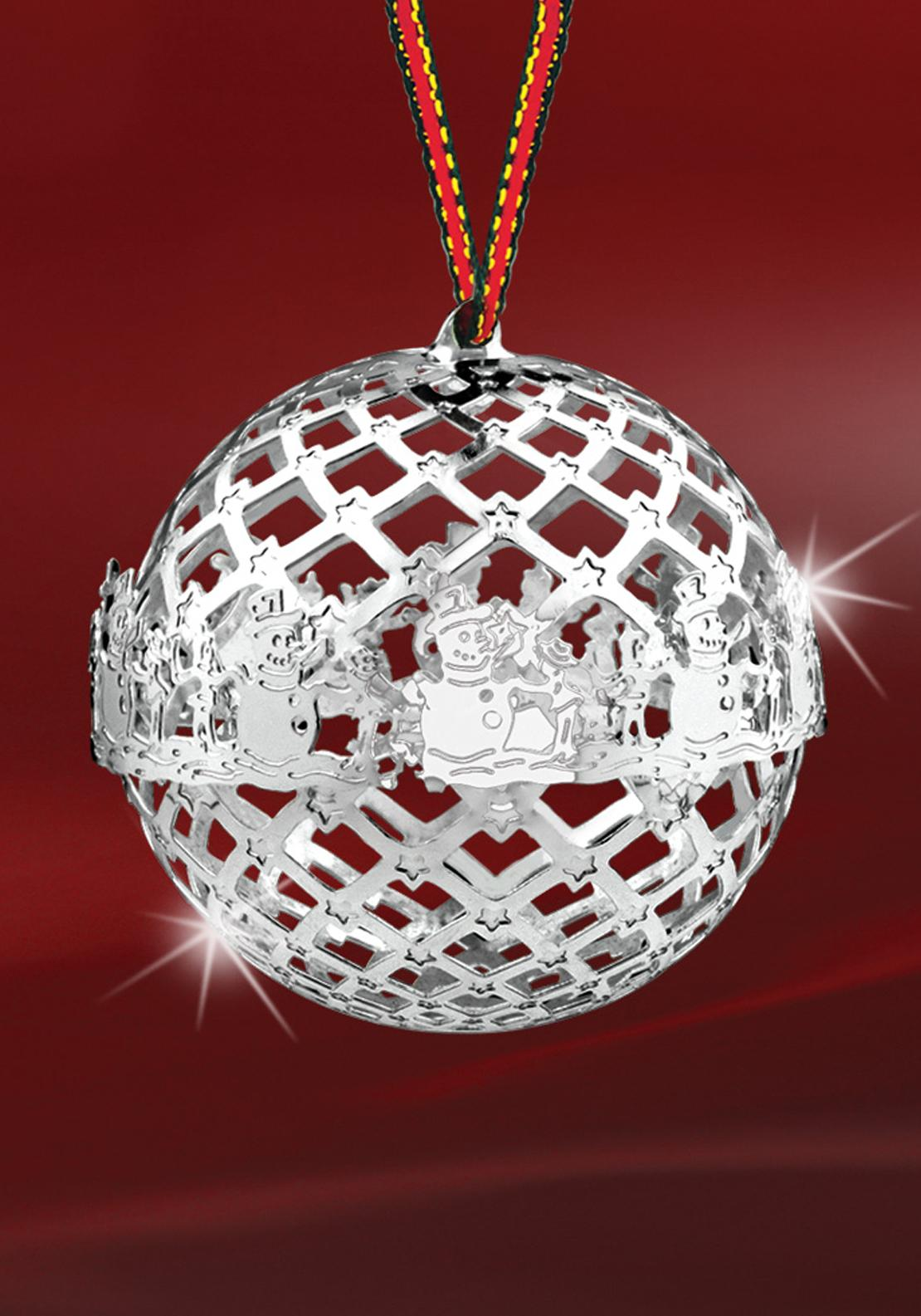 Newbridge Christmas Ball Hanging Decoration