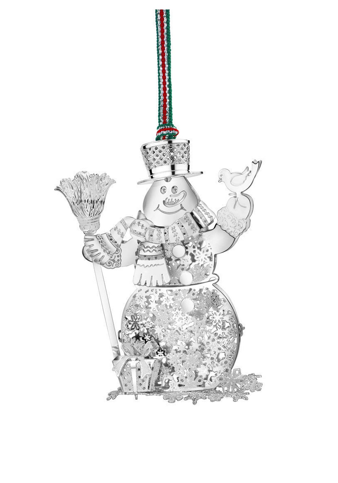 Newbridge Christmas Snowman Hanging Decoration