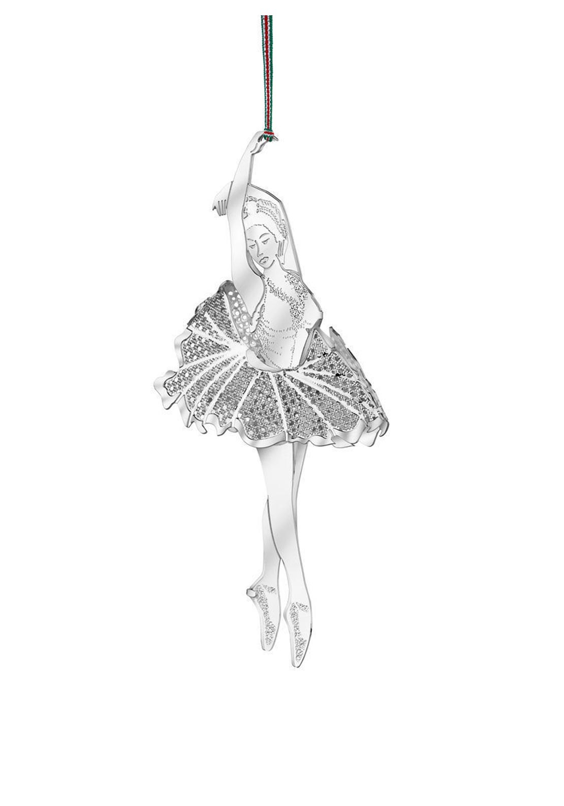 Newbridge Christmas Ballerina Hanging Decoration