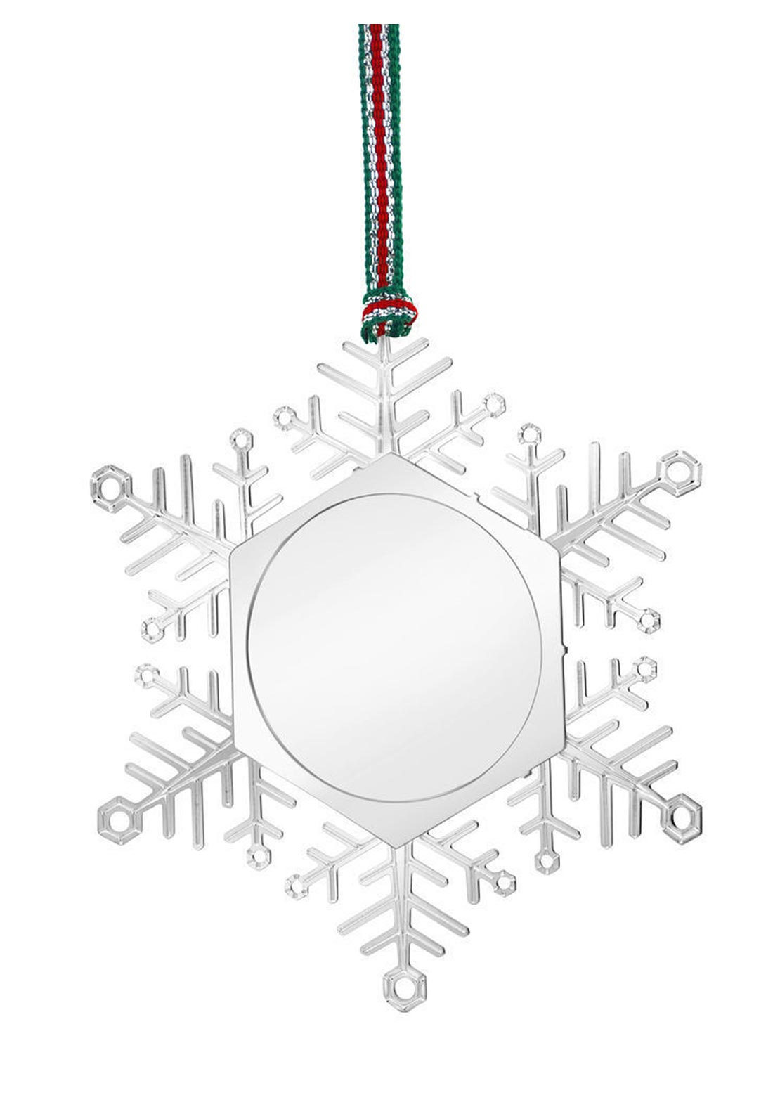 Newbridge Christmas Snowflake Hanging Decoration