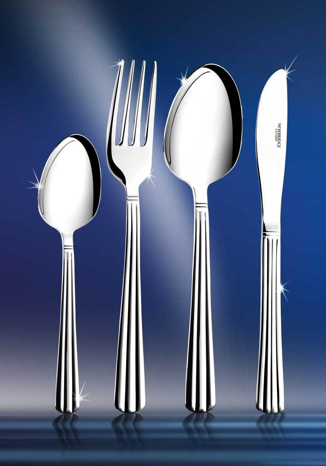 Newbridge Nova Stainless Steel Dessert Fork