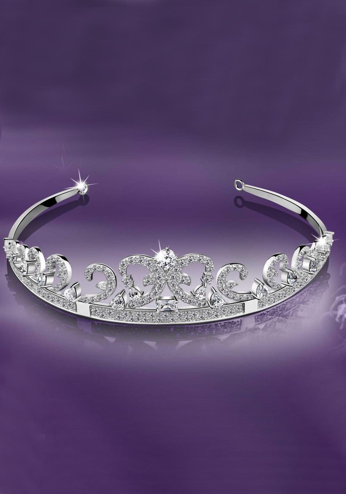 Newbridge Vintage Royal Collection Crowning Glory Royal Tiara