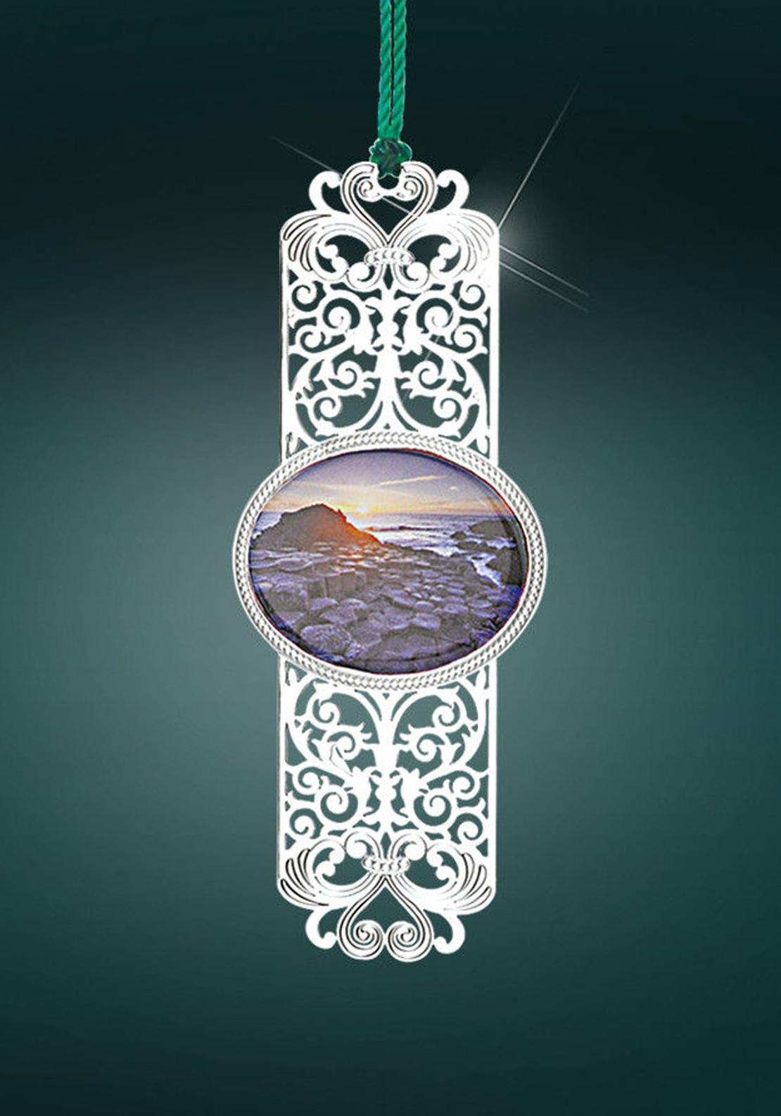 Newbridge Silverware Romance of Ireland Giants Causeway Bookmark