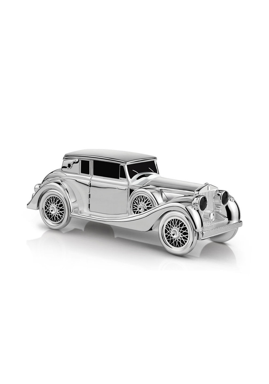 Newbridge Vintage Car Money Bank Ornament