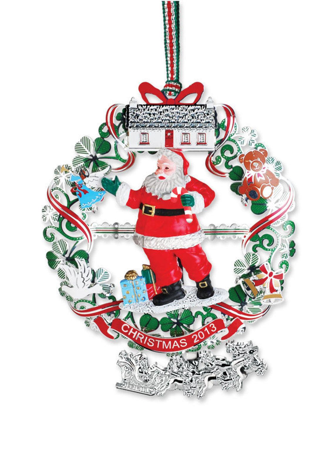 Newbridge A Celtic Christmas Blessing, 2013 Collectible Decoration