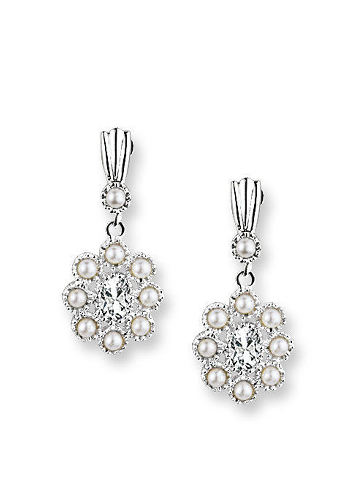 Newbridge Princess Grace Collection Floral Earrings