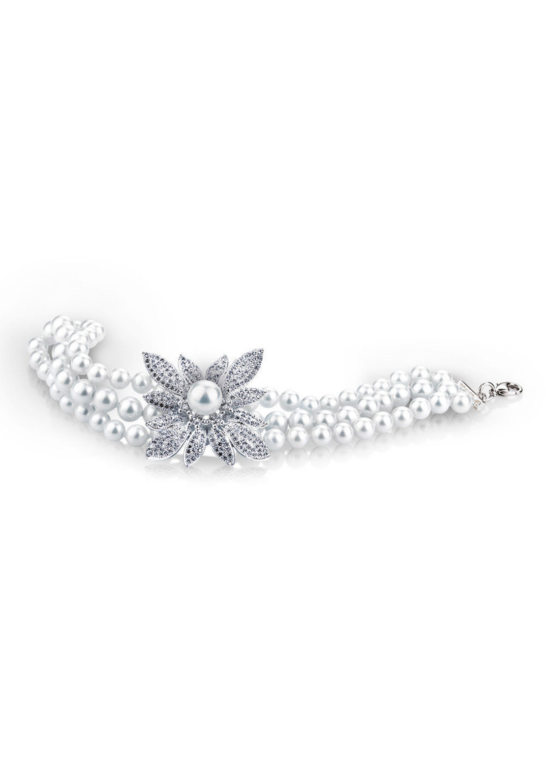 Newbridge Princess Grace Collection Pearl Bracelet