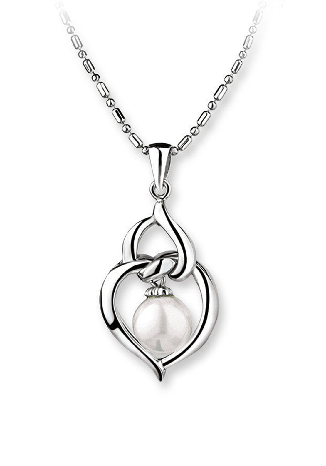 Newbridge Princess Grace Collection Pendant, Silver