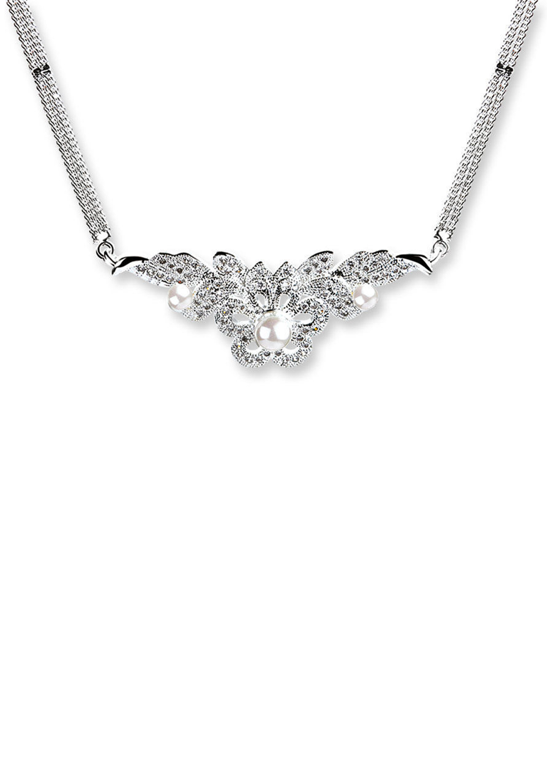 Newbridge Princess Grace Collection Necklace, Pearl