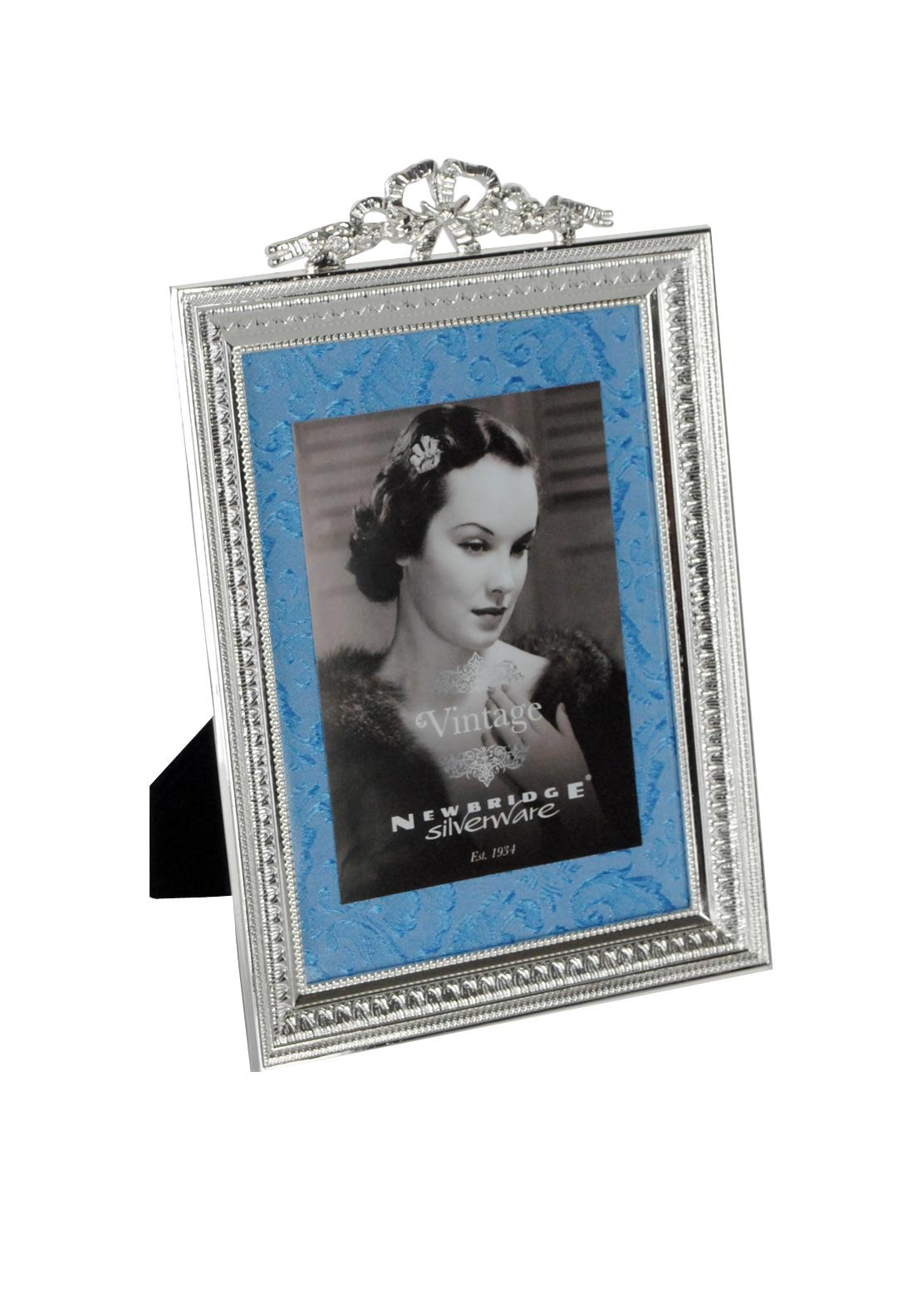 Newbridge Vintage Photo frame, Silver
