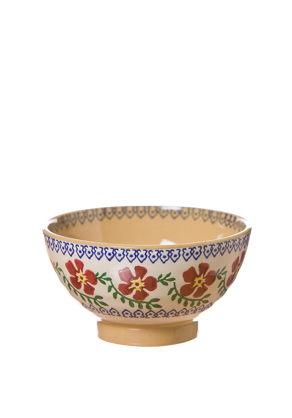 Nicholas Mosse Pottery Old Rose Bowl Small