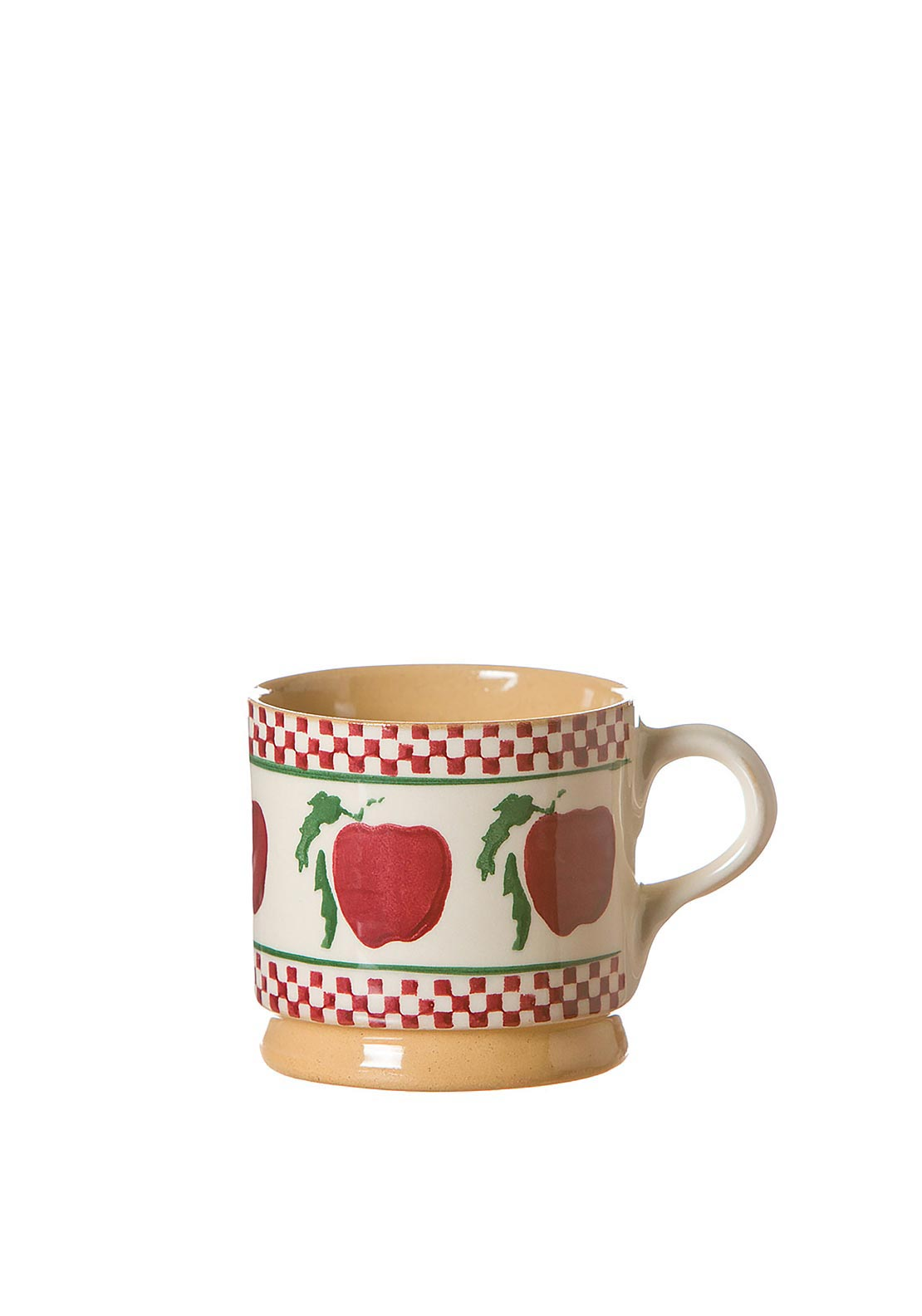 Nicholas Mosse Pottery Apple Mug, Small