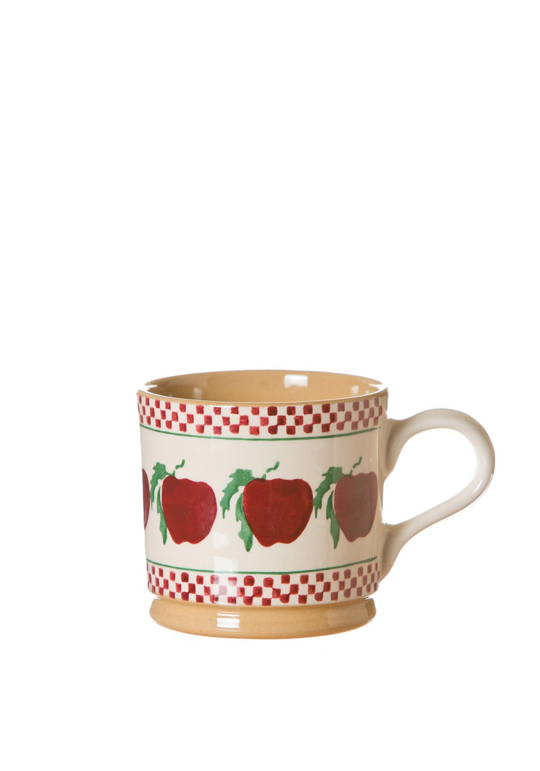 Nicholas Mosse Pottery Apple Mug, Large