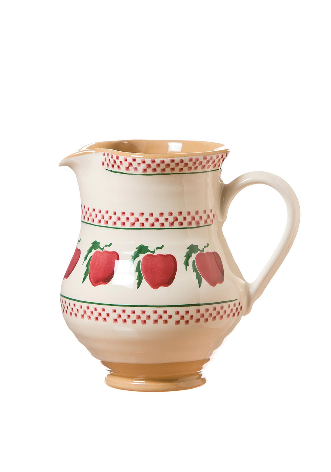 Nicholas Mosse Pottery Apple Jug, Medium