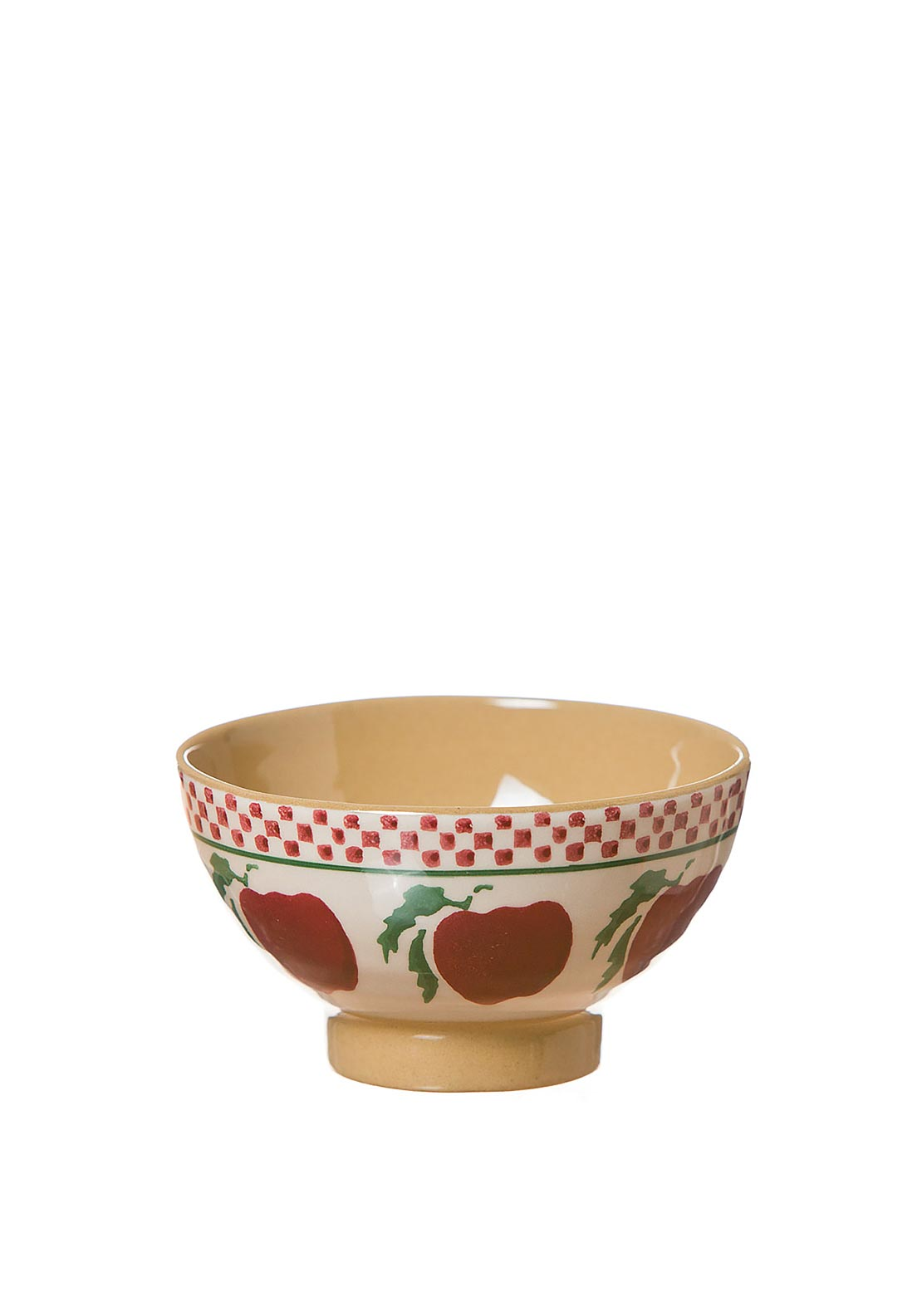 Nicholas Mosse Pottery Apple Tiny Bowl