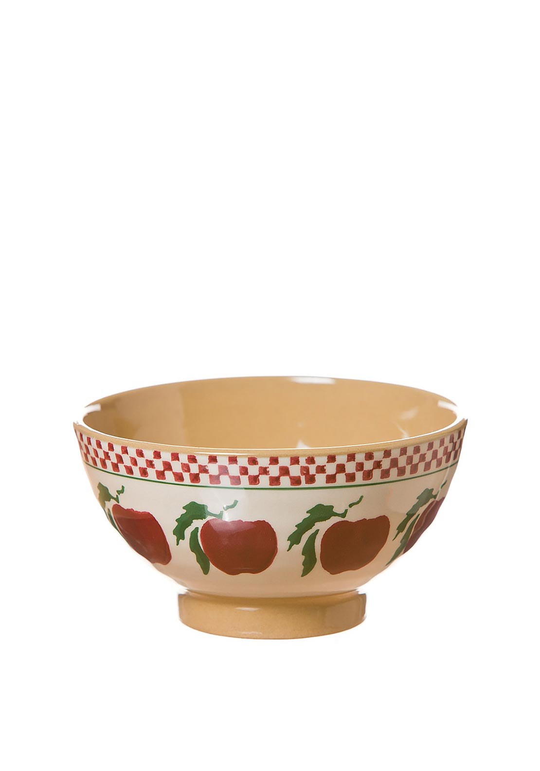 Nicholas Mosse Pottery Apple Bowl Small