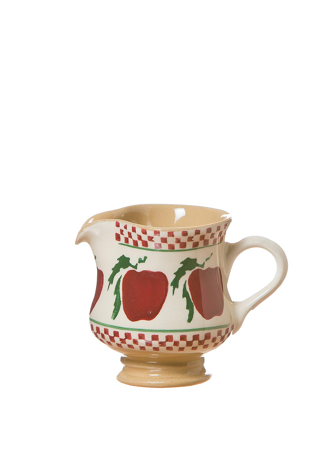 Nicholas Mosse Pottery Apple Cyclinder Jug, Small