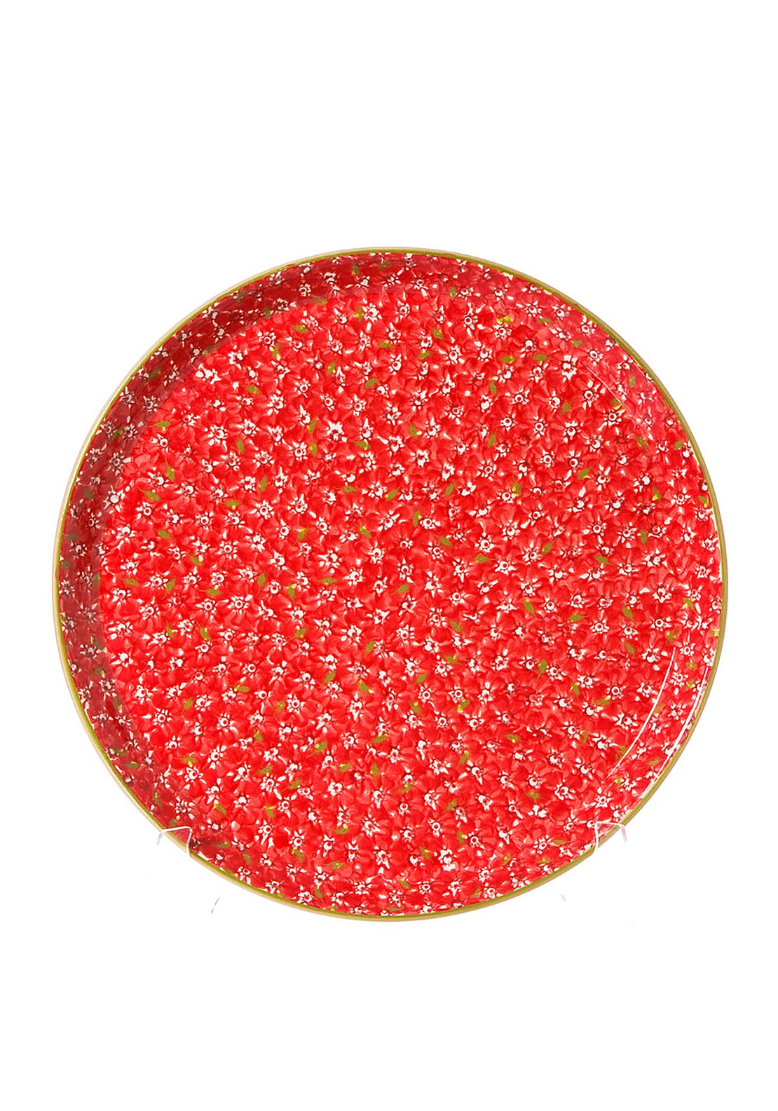 Nicholas Mosse Pottery Red Lawn Presentation Platter