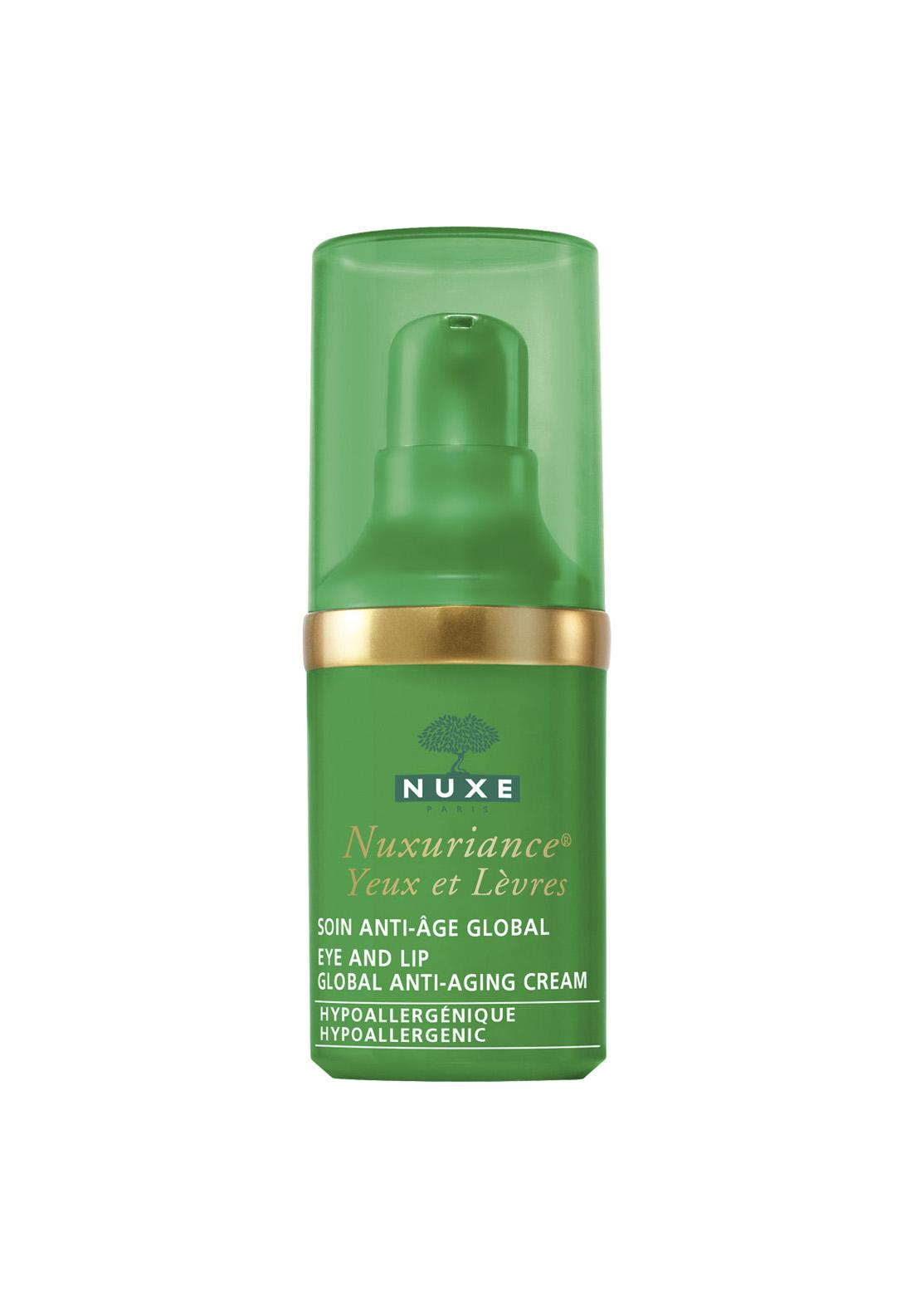 Nuxe Paris Nuxuriance Yeux et Levres Eye and Lip Global Anti Aging Cream