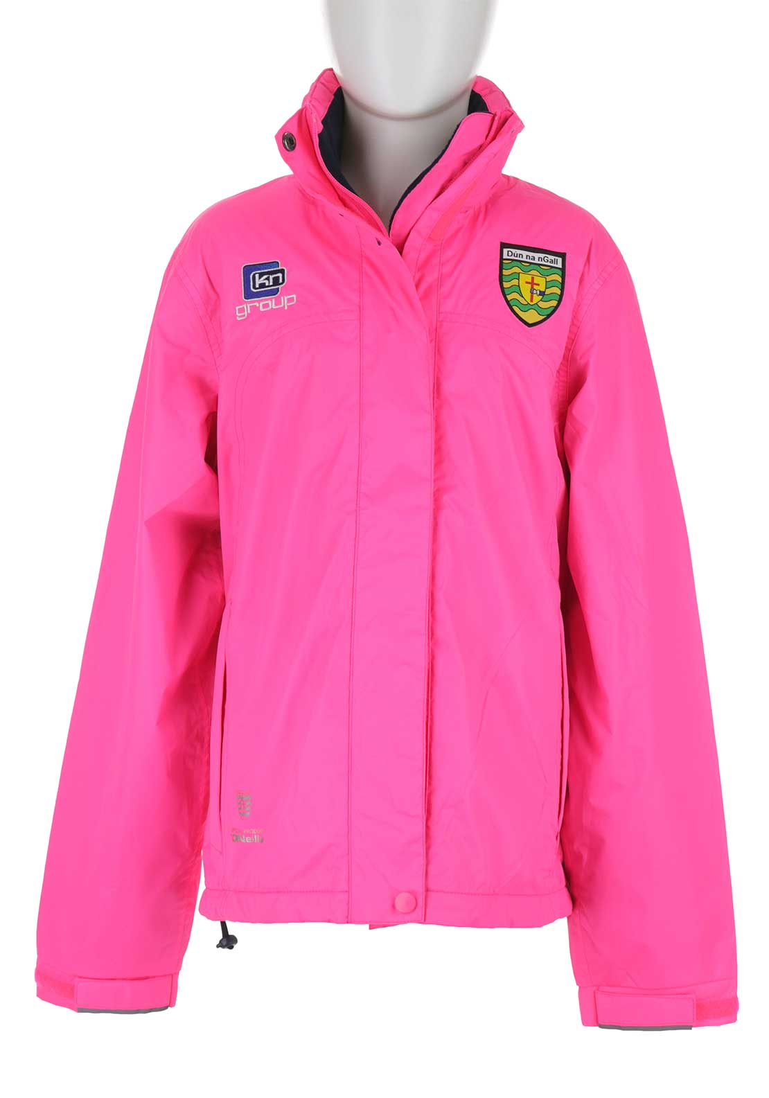 O'Neill's Donegal GAA Girls Conall Jacket, Pink
