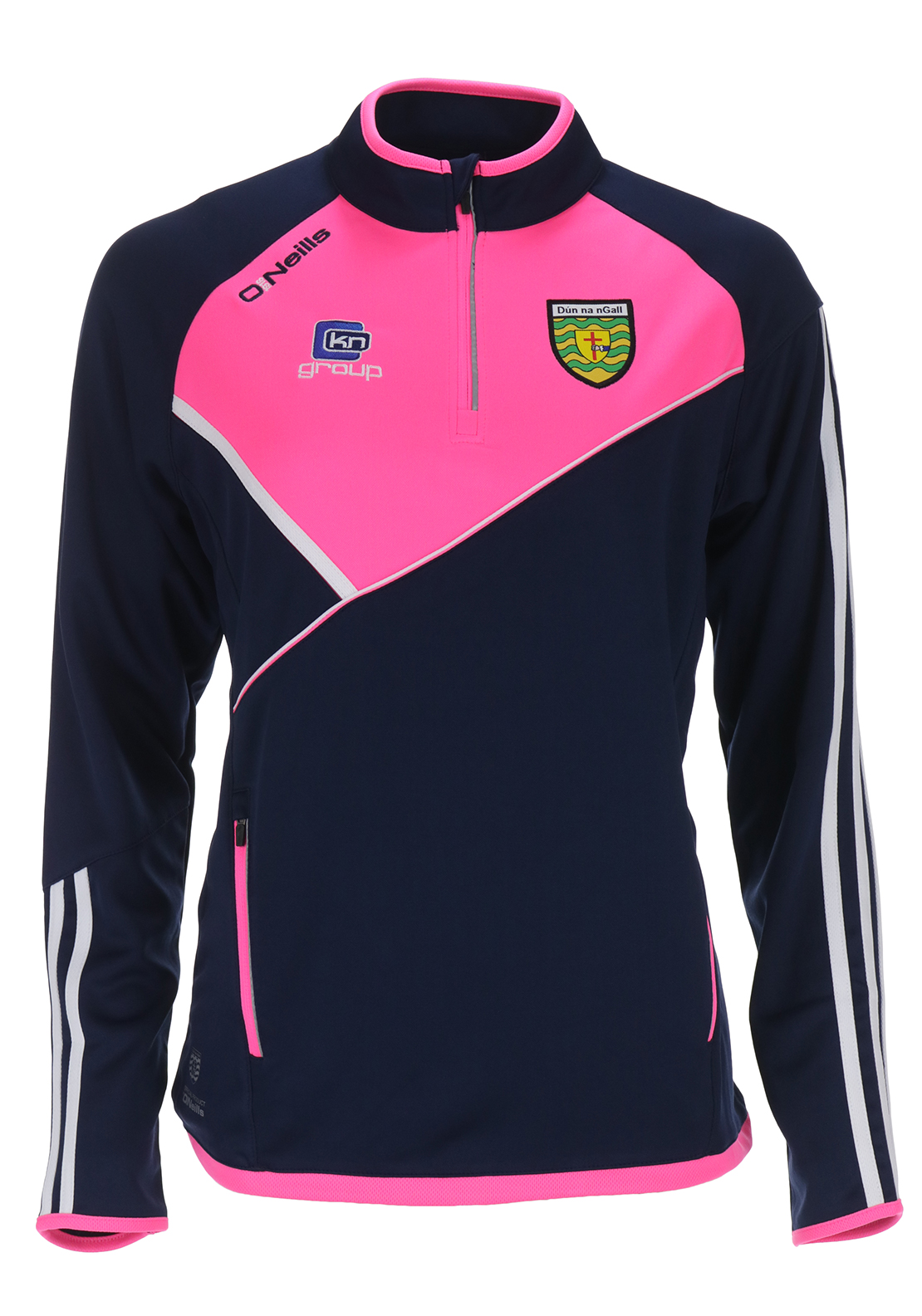 O'Neill's Donegal GAA Womens Conall Squad Top, Navy
