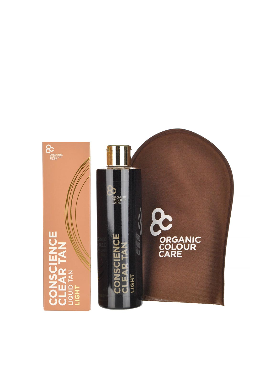 Organic Colour Care Conscience Clear Tan, Light