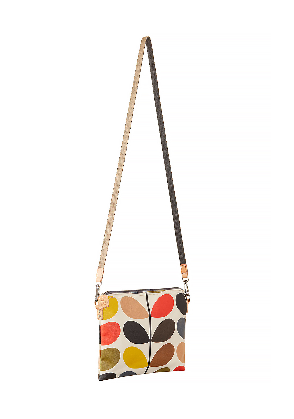 Orla Kiely Classic Multi Stem Travel Pouch, Multi