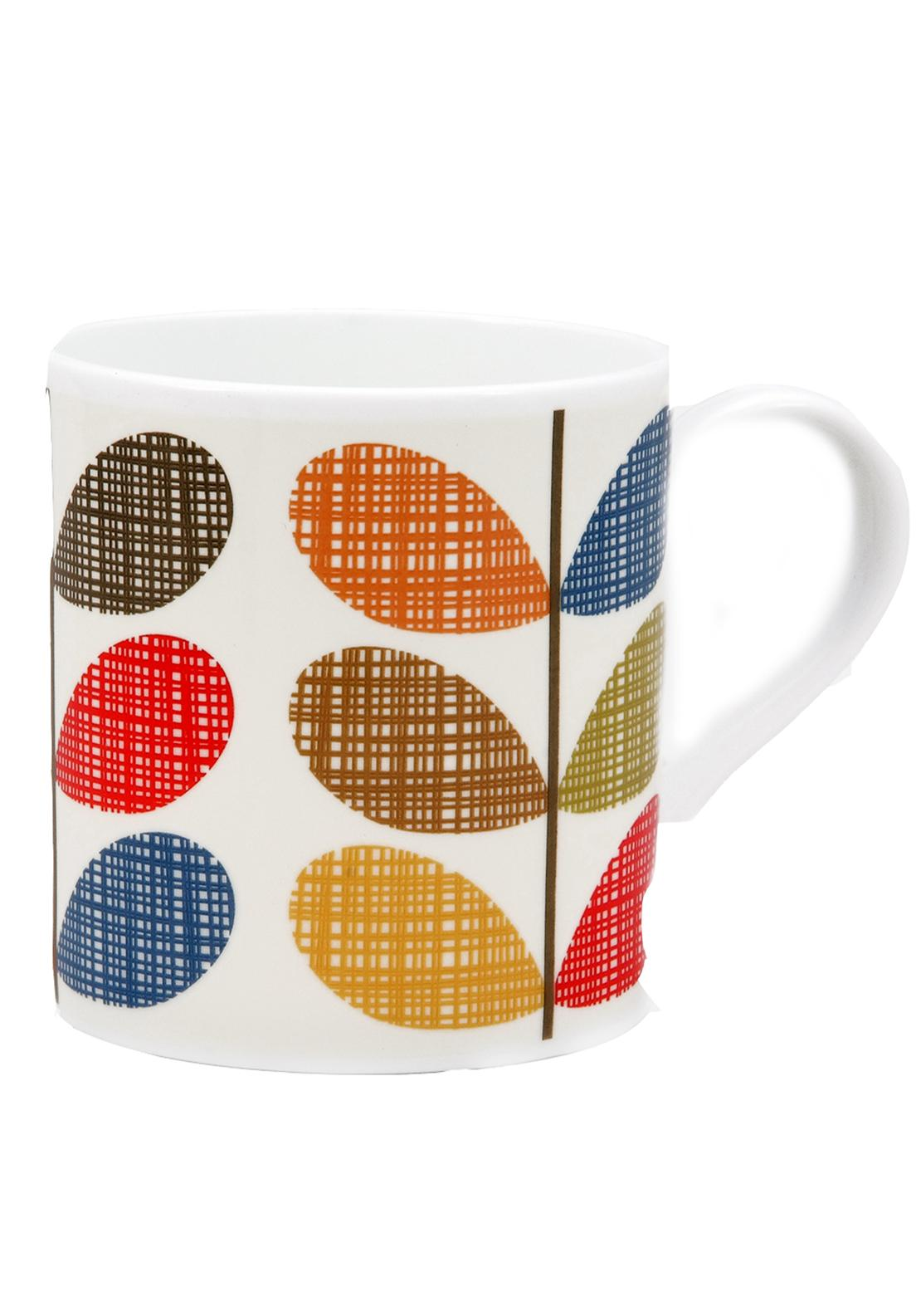 Orla Kiely Multi Stem Large Scribble Mug