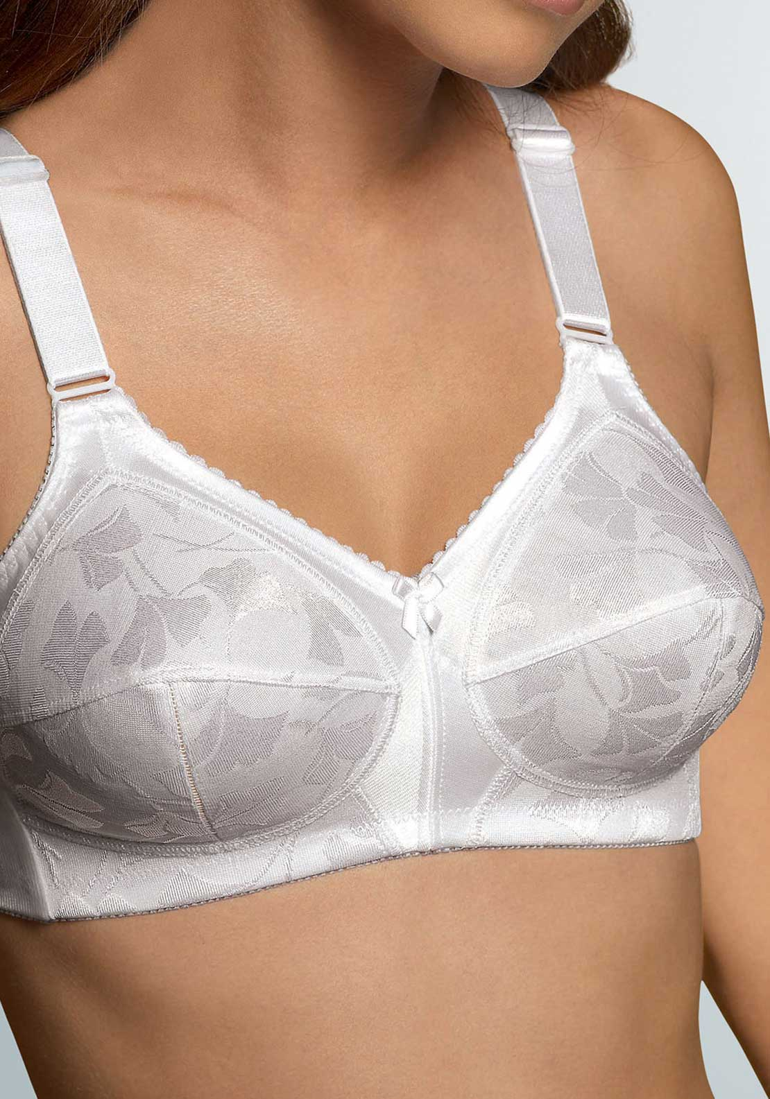 Triumph Doreen Fleur Non Wired Full Cup Bra, White