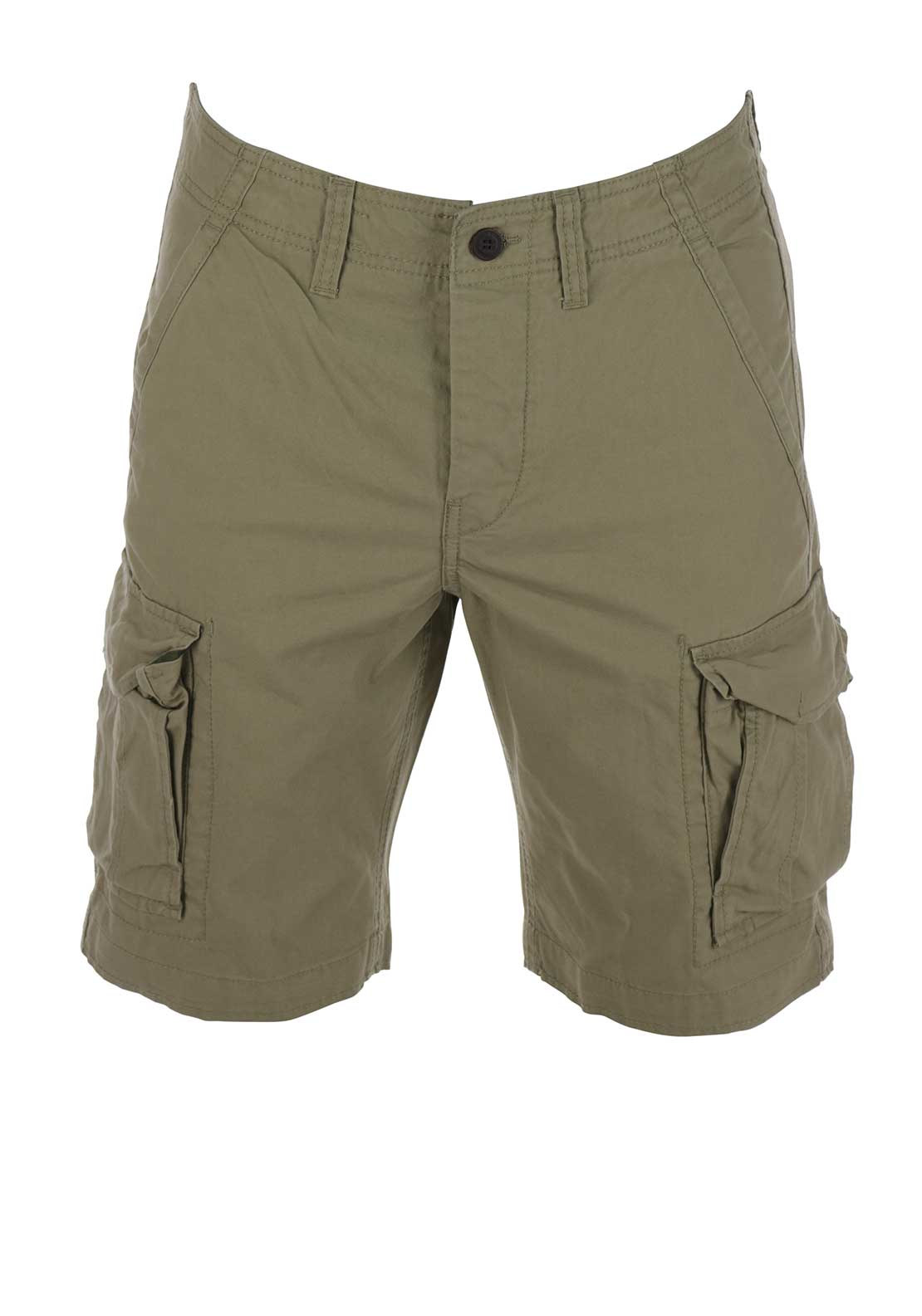 Jack & Jones Preston Cargo Shorts, Chinchilla