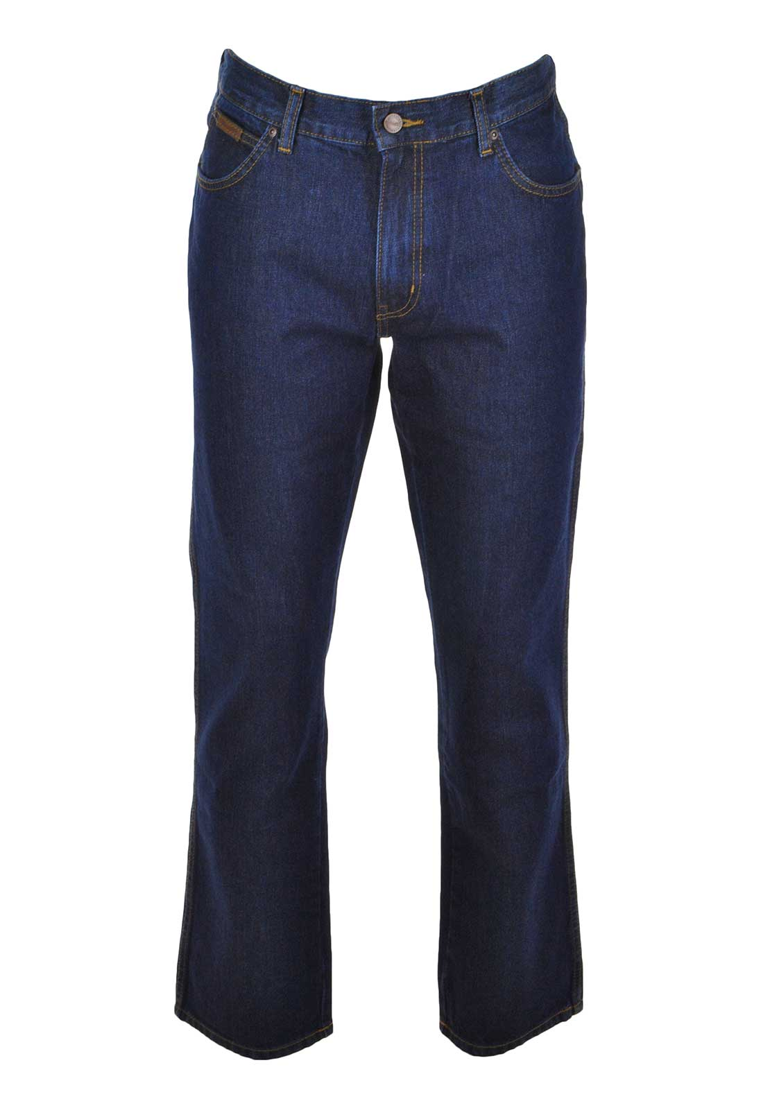 Wrangler Texas Stretch Regular Fit Jeans, Darkstone