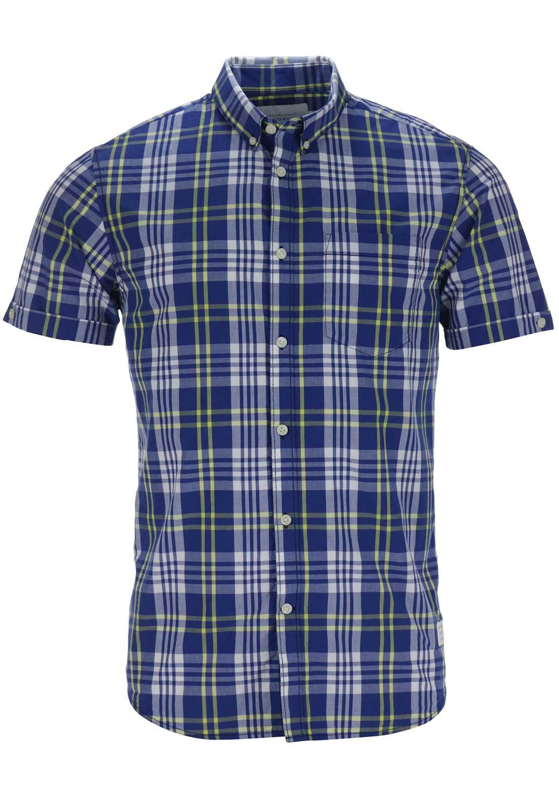 Jack & Jones Core Aton Checked Shirt