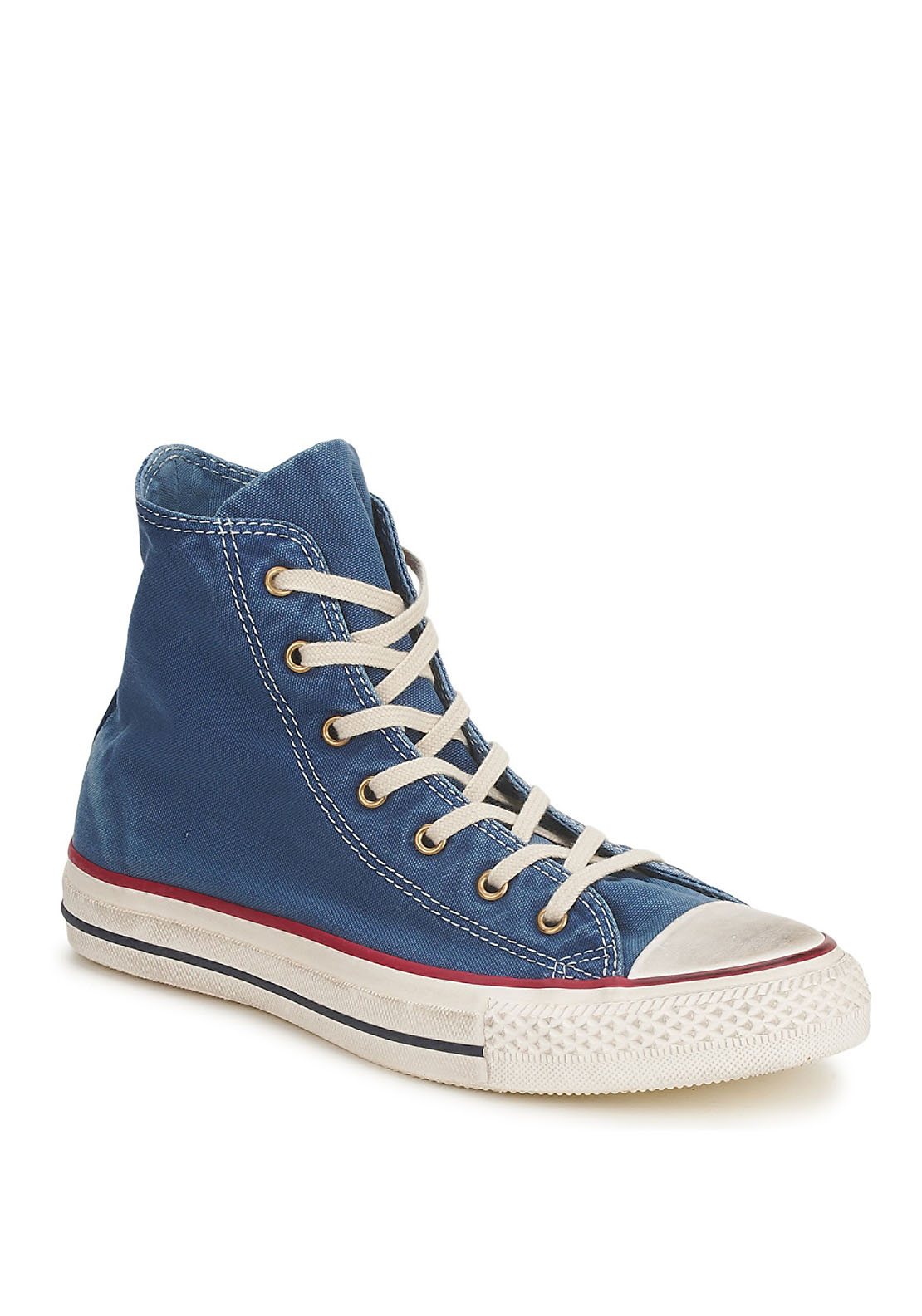 Converse Unisex Chuck Taylor Washed Trainers, Blue