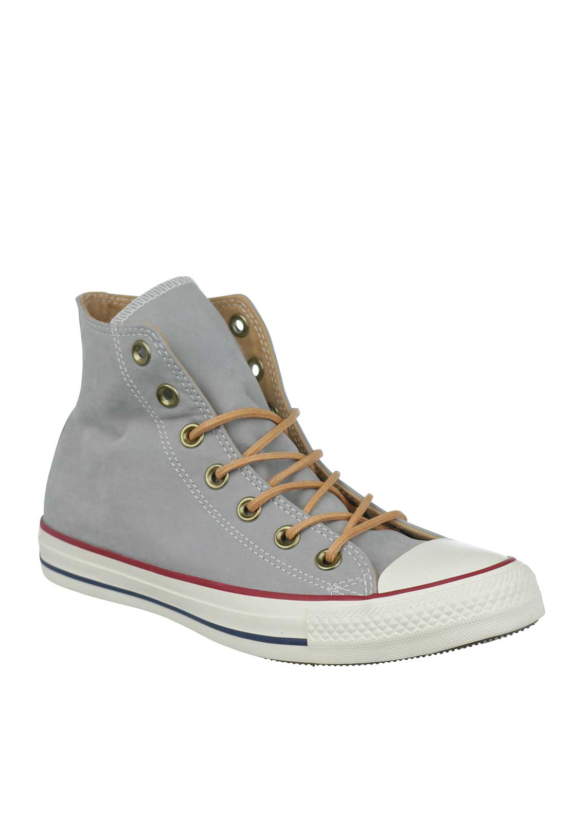 Converse Womens All Star Chuck Taylor Hi Top Trainers, Dolphin Grey