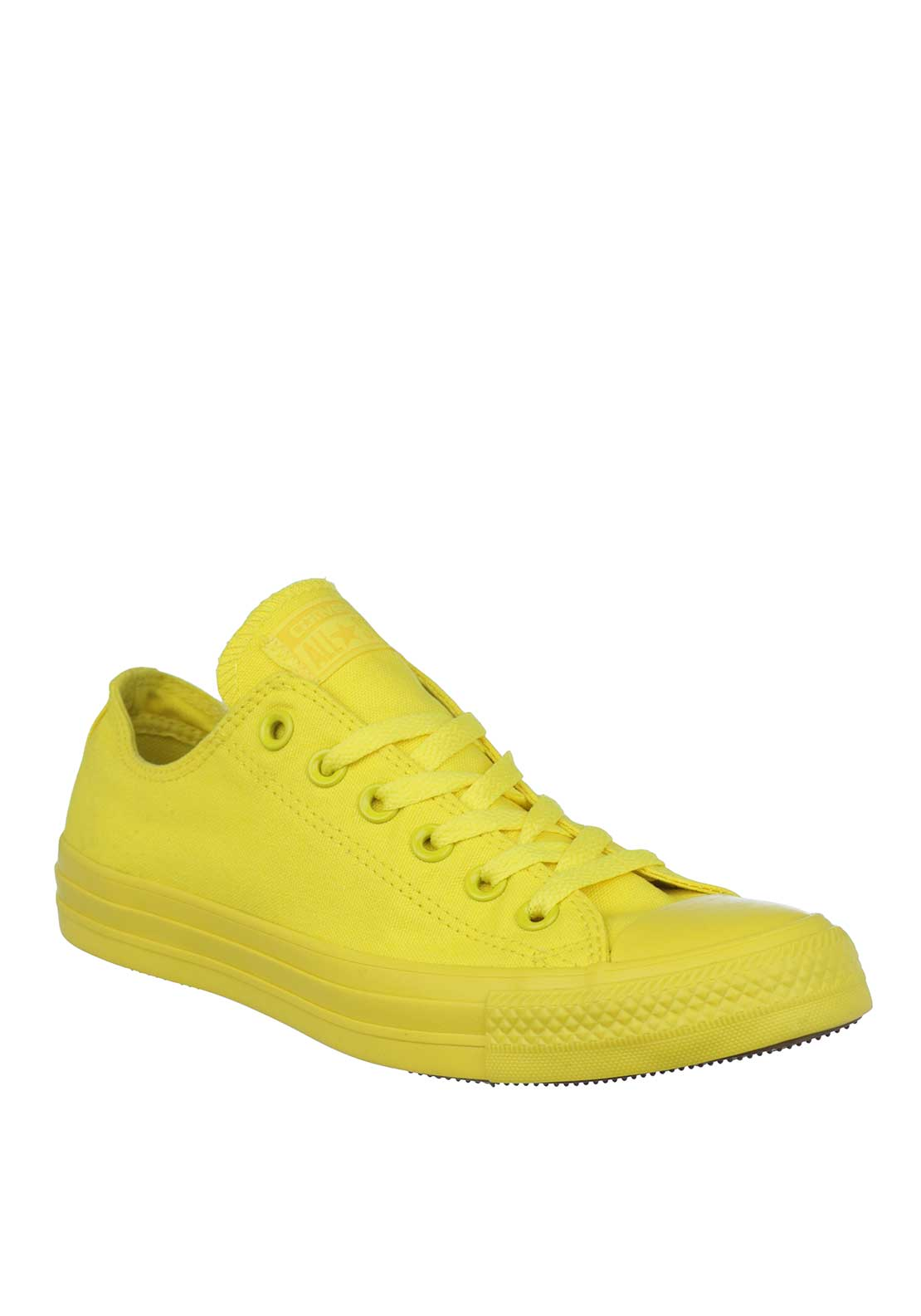 Converse Womens All Star Ankle Trainers, Yellow