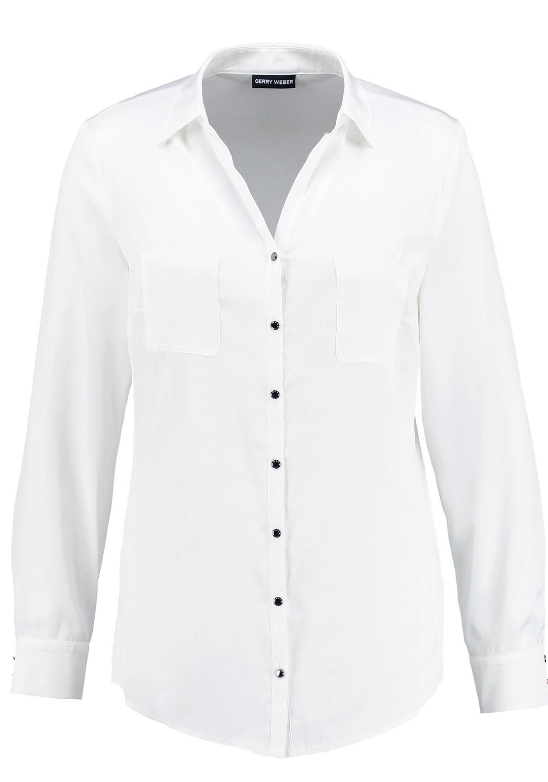 Gerry Weber Classic Long Sleeve Blouse, White