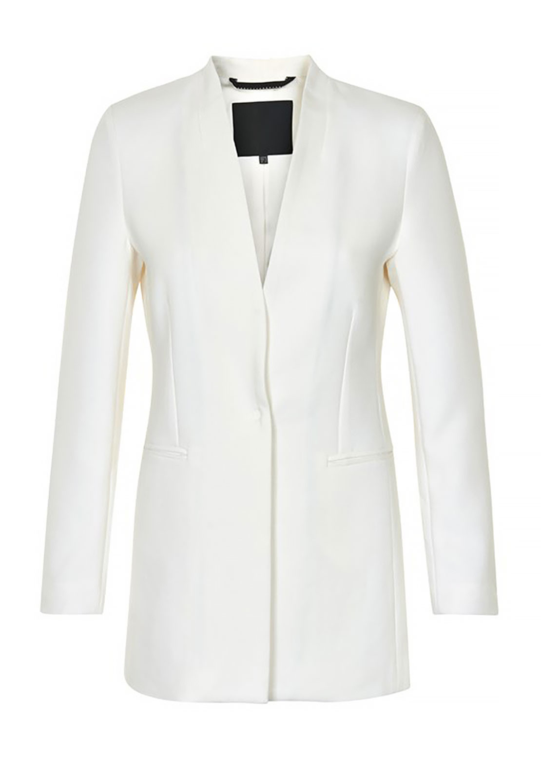 Inwear Coco Tailored Blazer, Cream