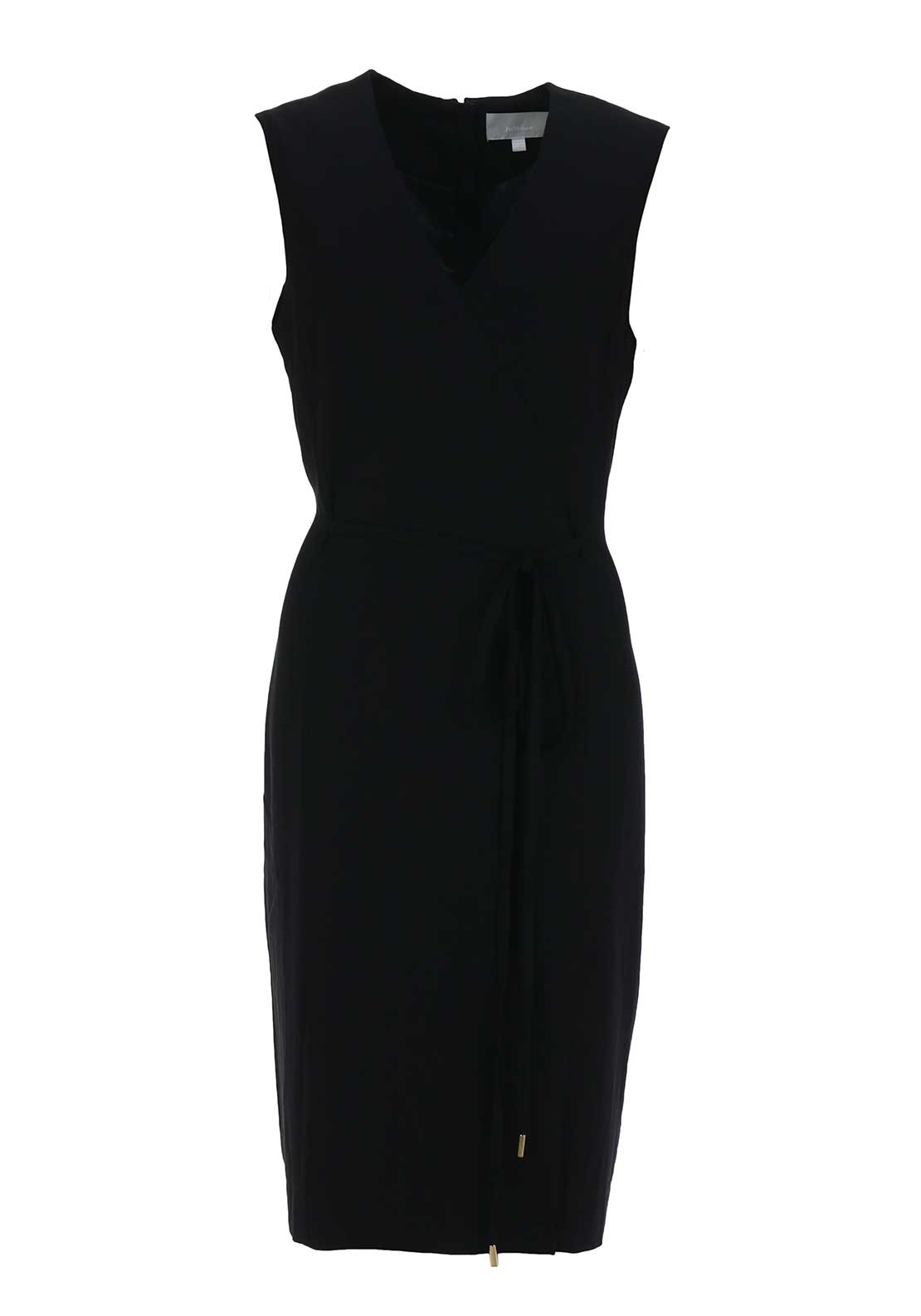 Inwear V Neck Pencil Dress, Black