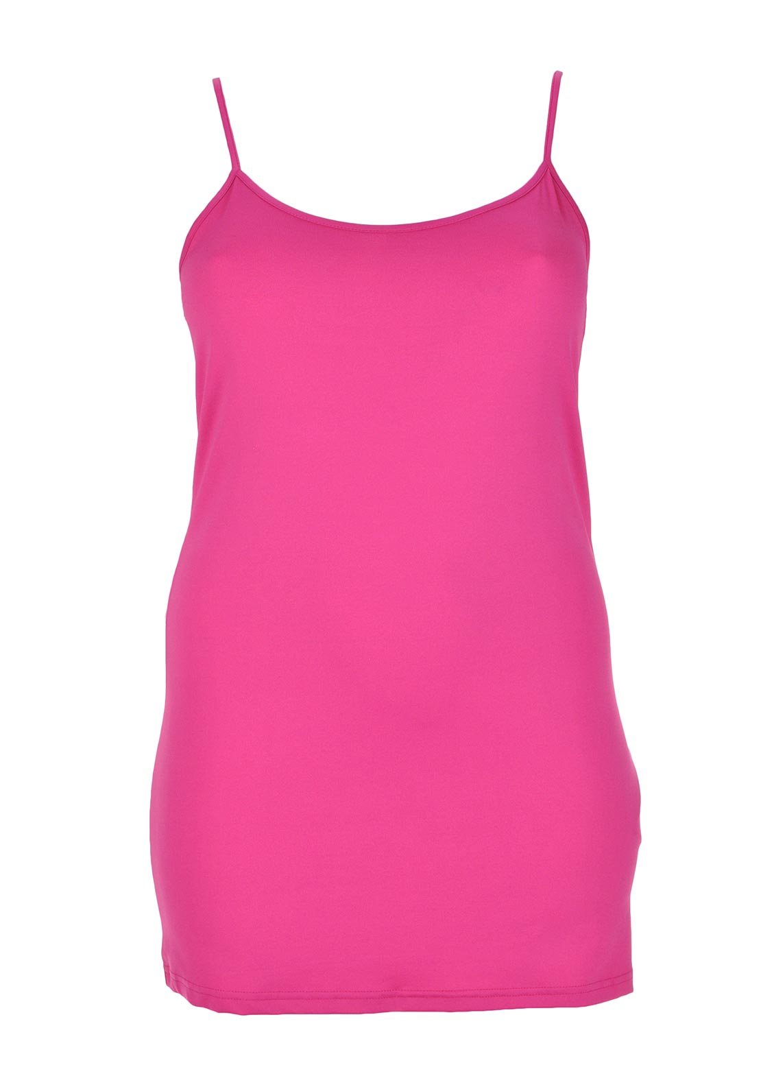 Ciso Sleeveless Vest Top, Pink