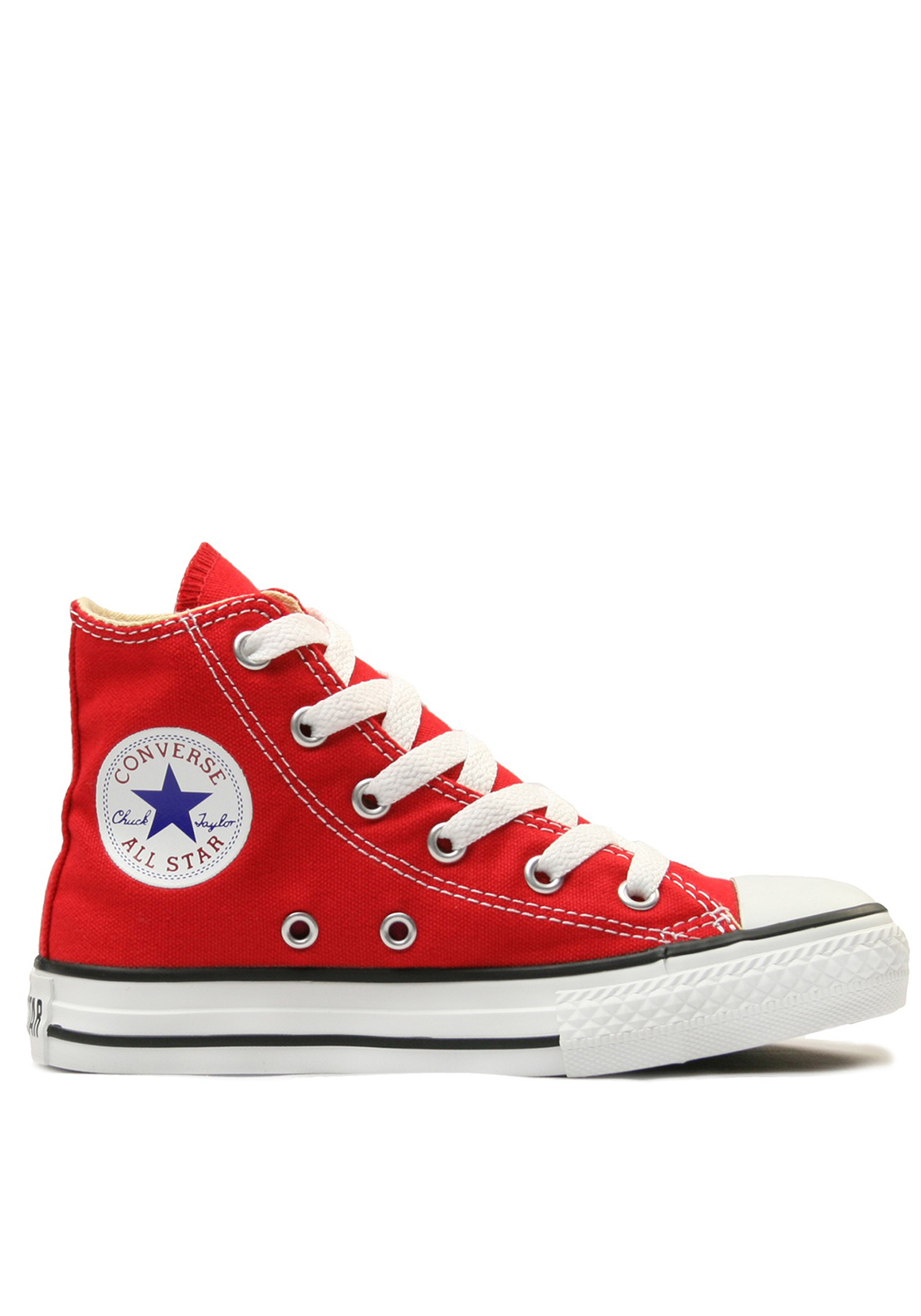 Converse All-Star Hi-Tops, Red