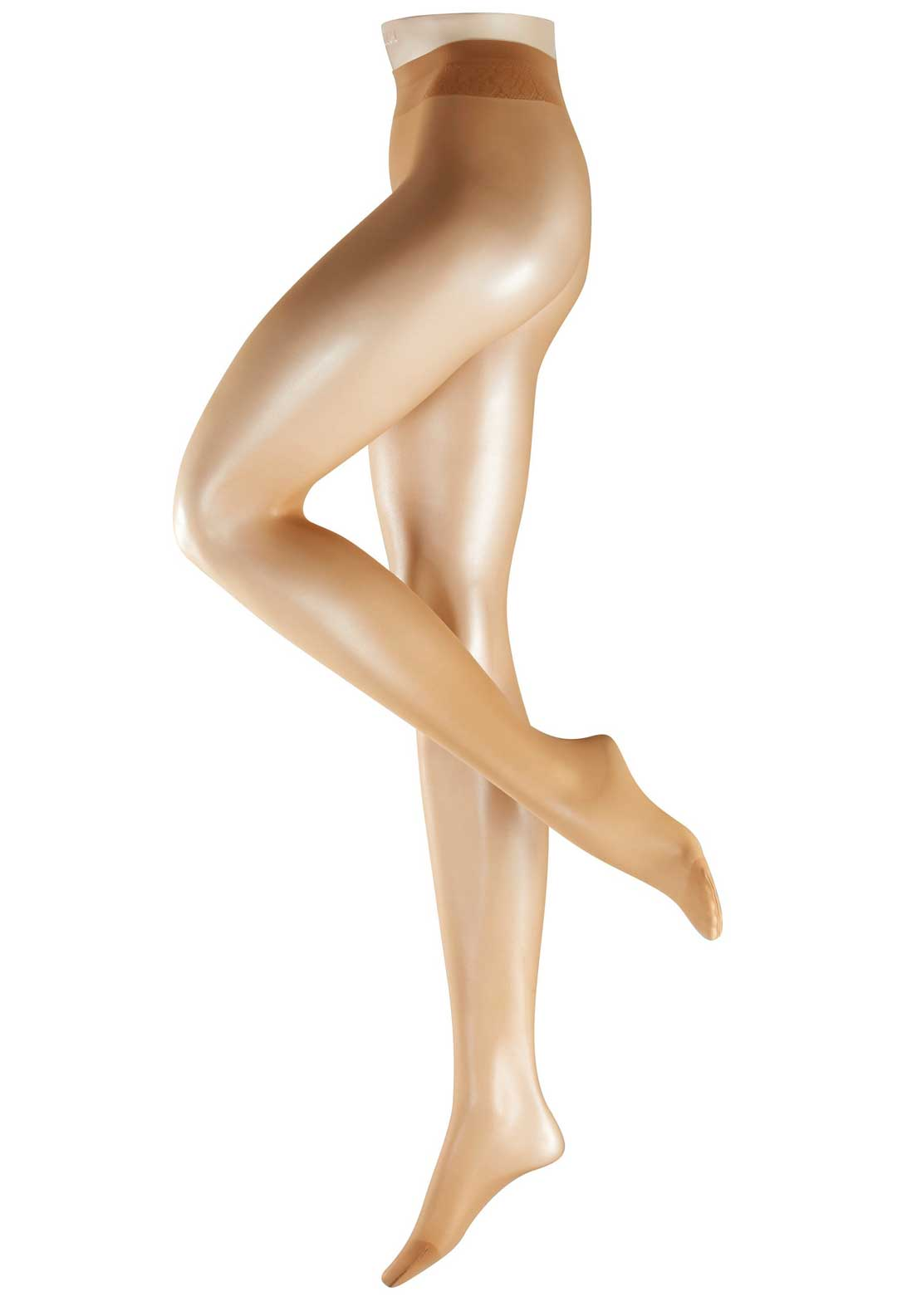 Falke Matt Deluxe 20 Denier Tights, Sun