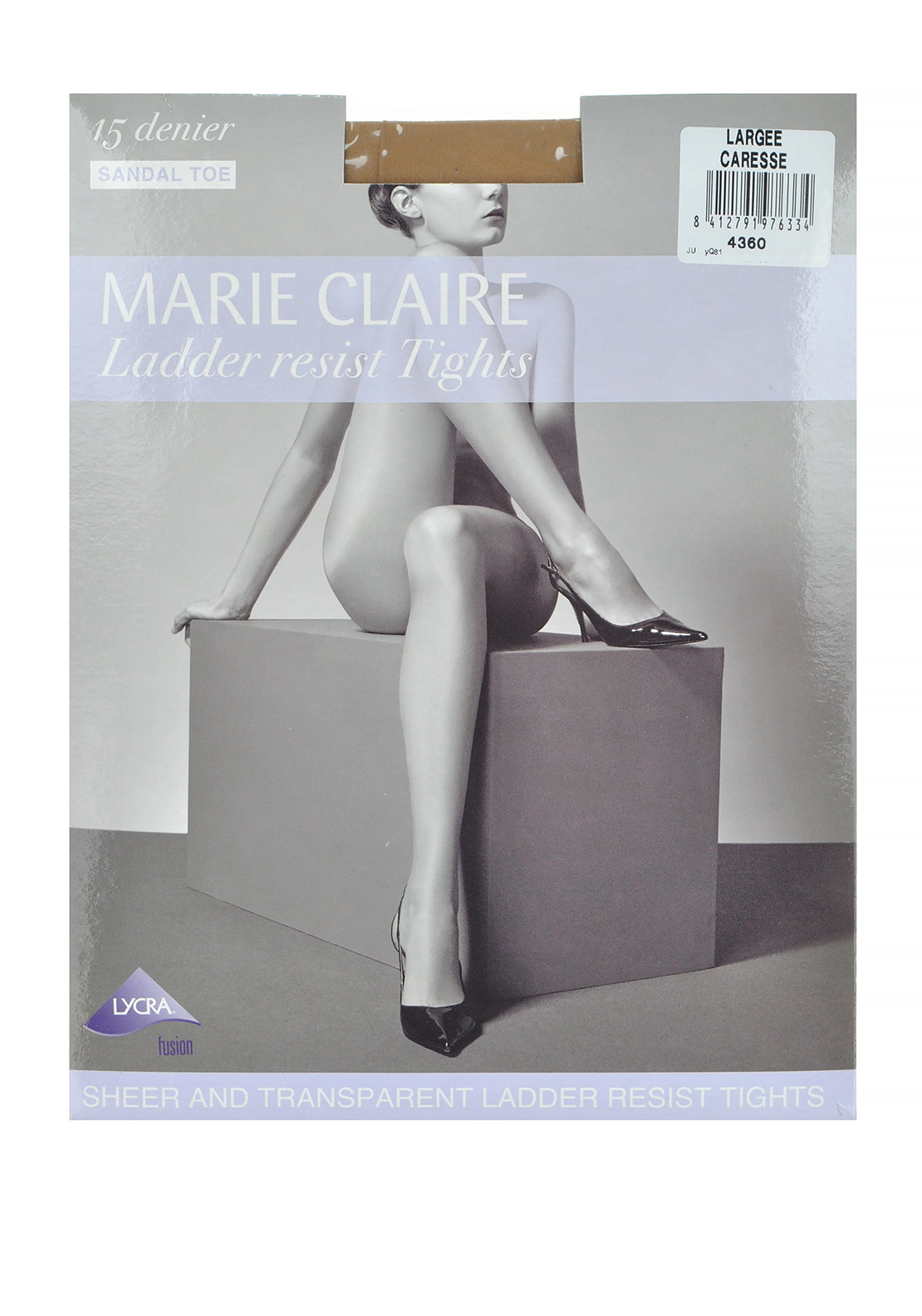 Marie Claire 15 Denier Ladder Resist Tights, Caresse