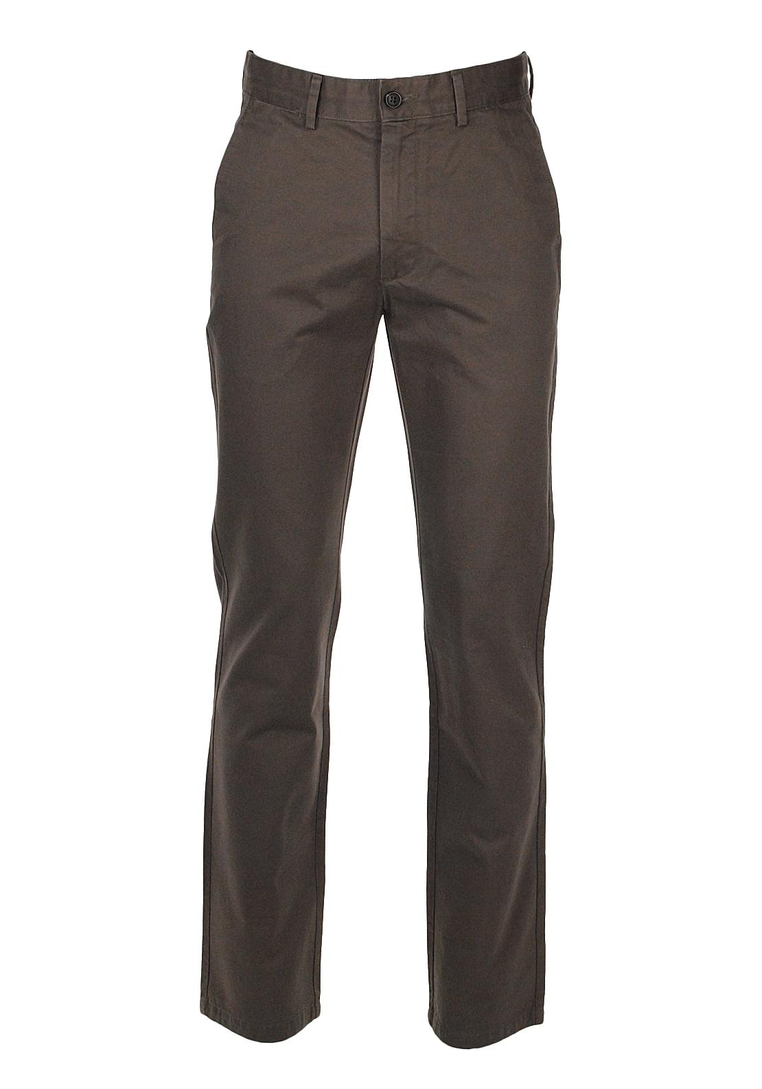 Dockers Slim Chino, Brown IMAGE COLOUR WRONG