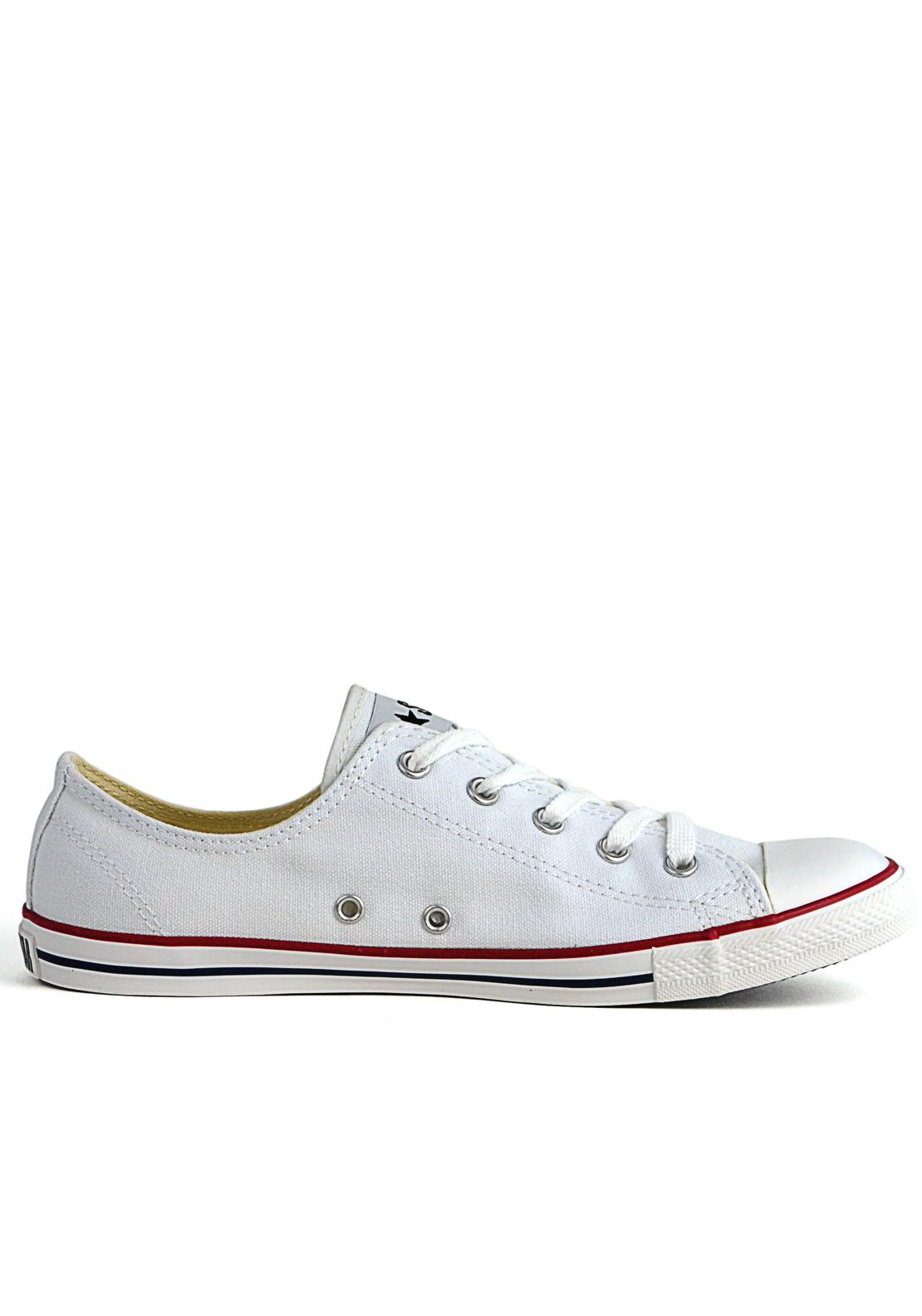 Converse Unisex Chuck Taylor Dainty Ox Trainers, White