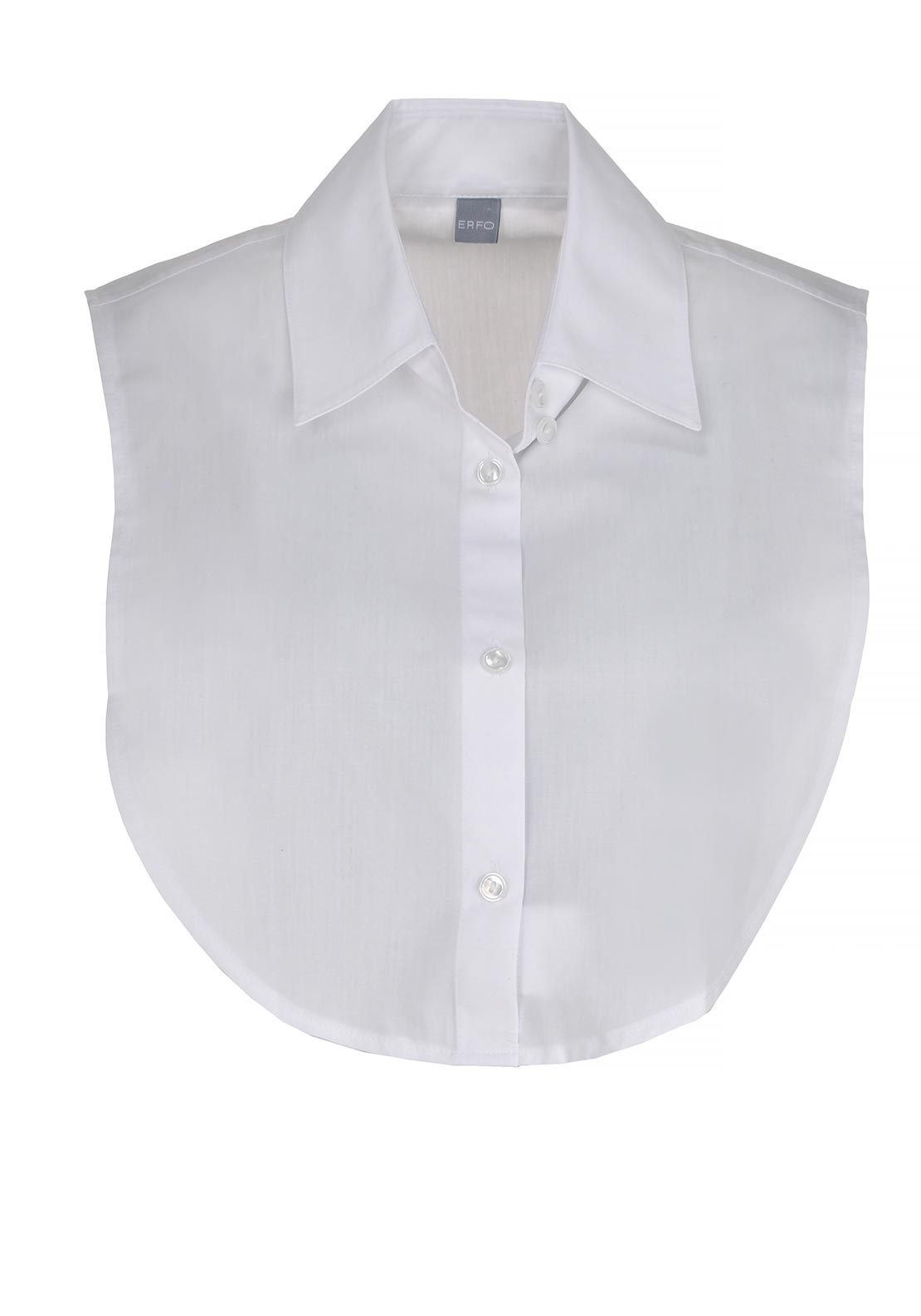 ERFO Shirt Collar, White